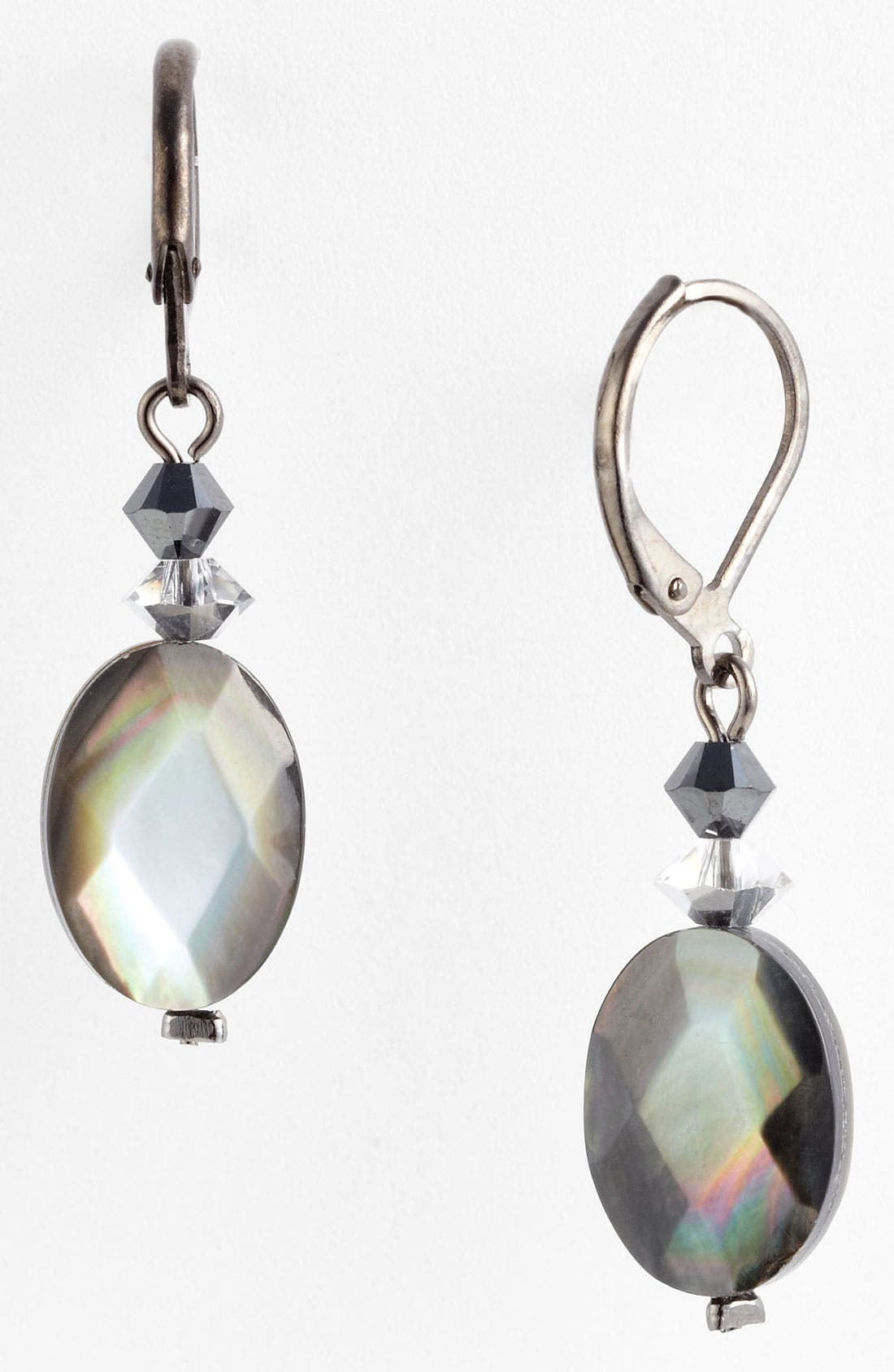 Alternate Image 1 Selected - Dabby Reid Semiprecious & Crystal Earrings