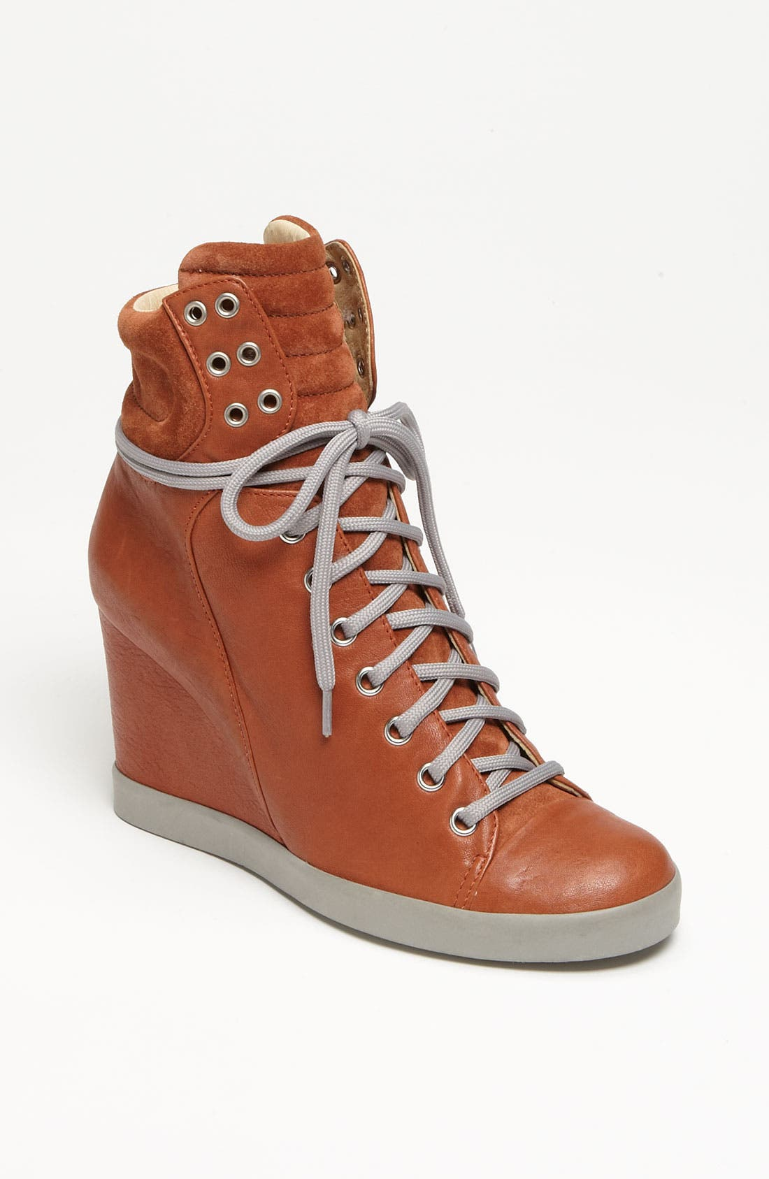 Alternate Image 1 Selected - See by Chloé Wedge Sneaker