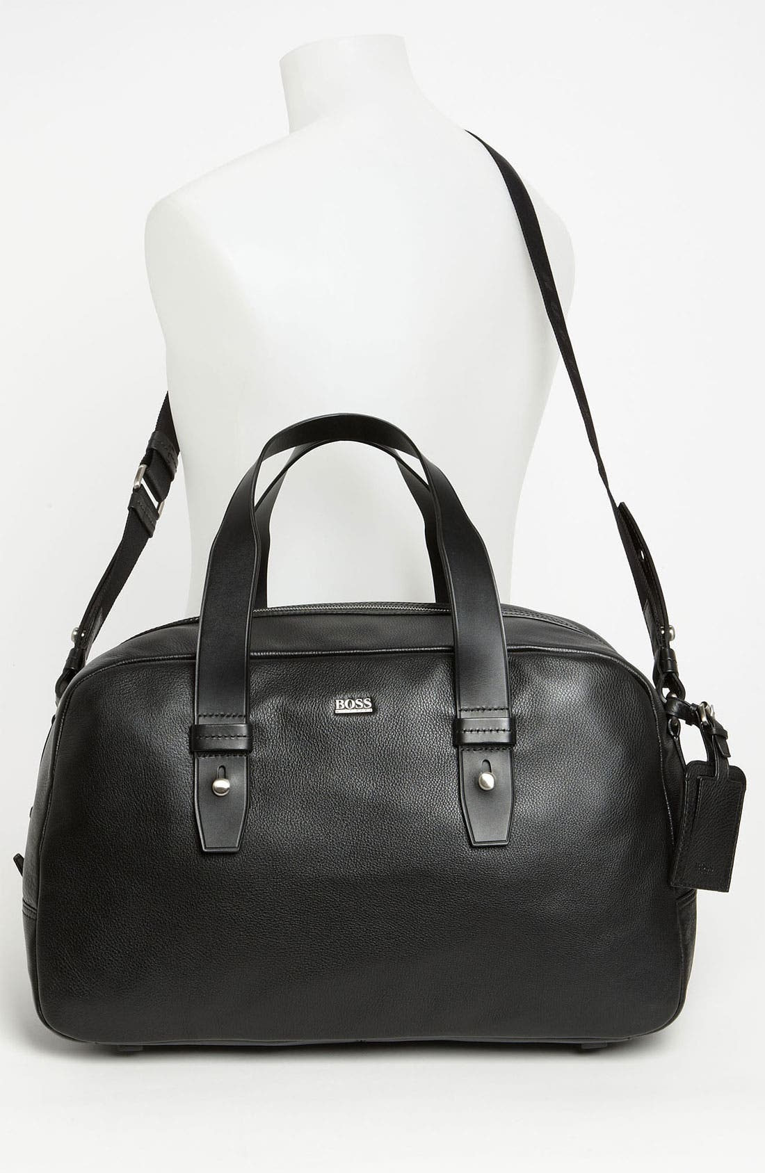 Alternate Image 4  - BOSS Black 'Becor' Duffel Bag