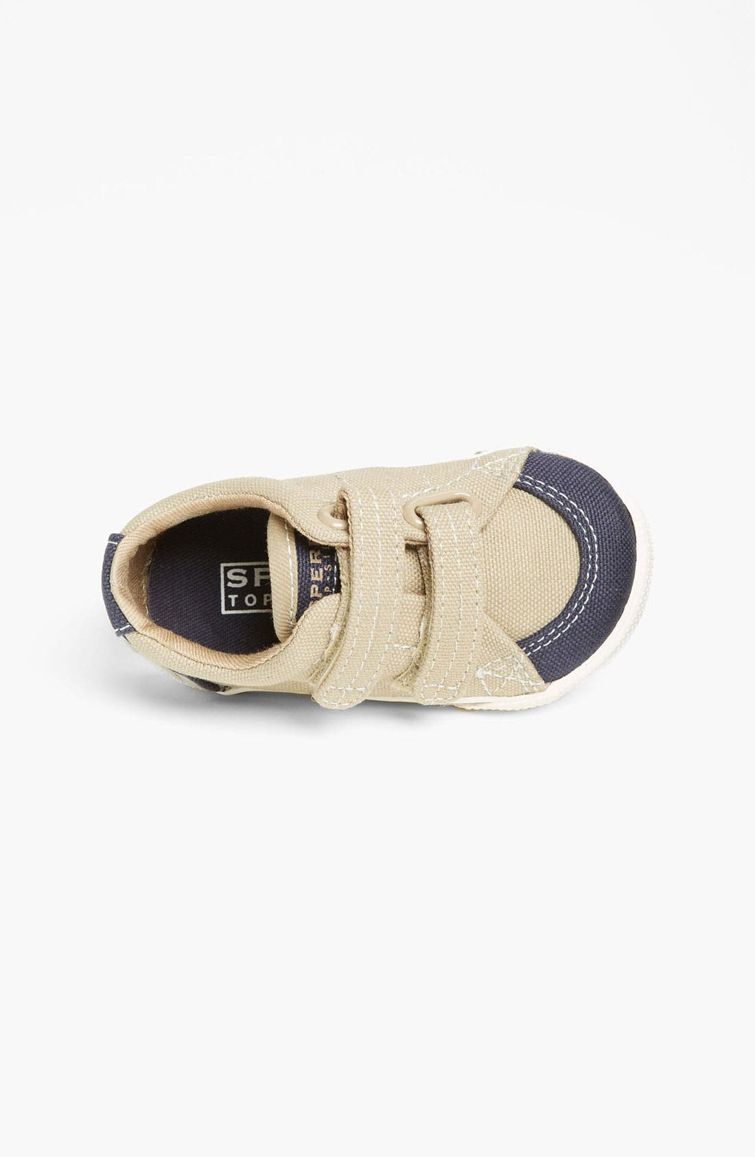 Alternate Image 3  - Sperry Top-Sider® 'Halyard' Crib Shoe (Baby)