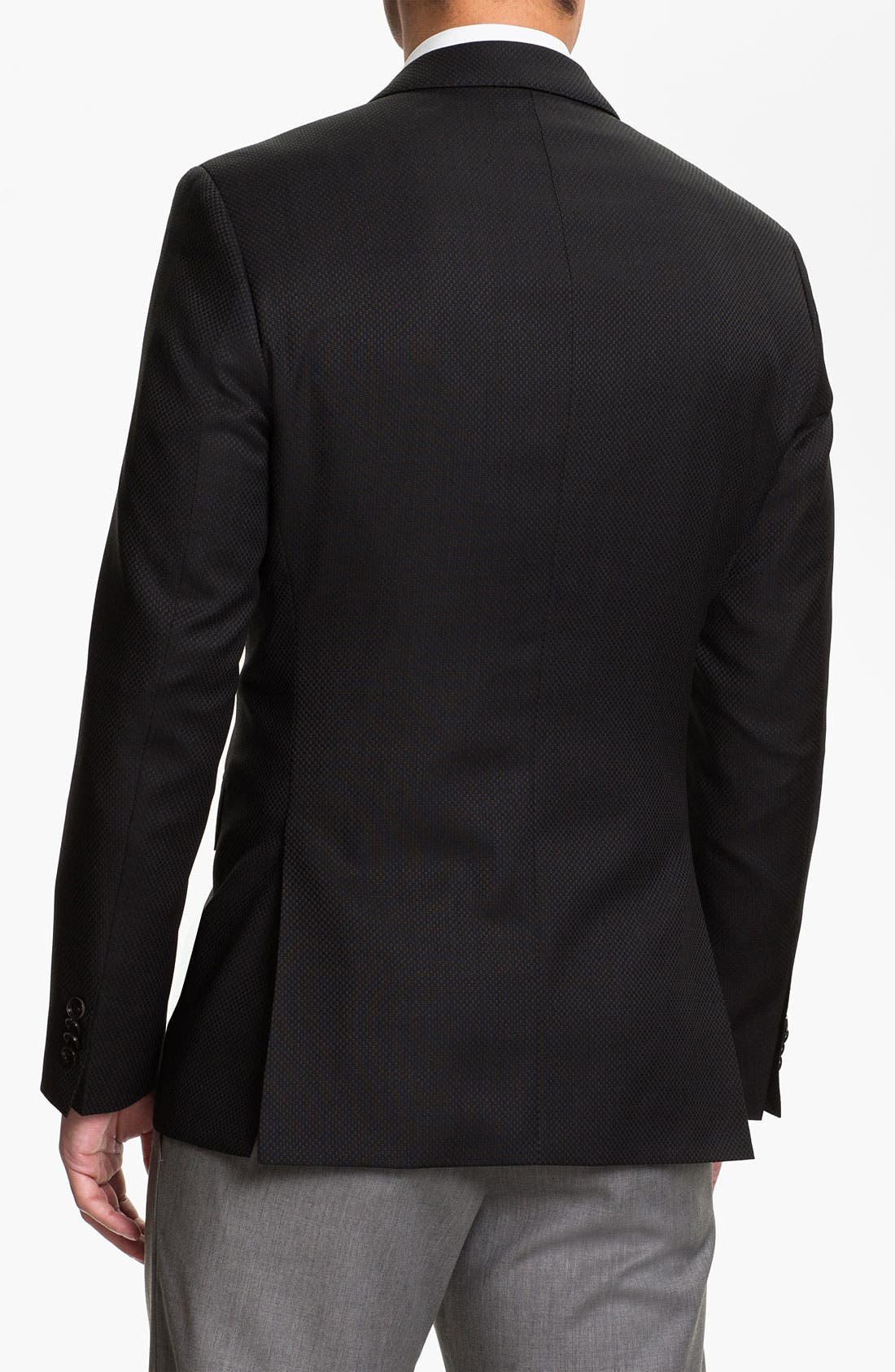 Alternate Image 2  - BOSS Black 'James' Trim Fit Blazer
