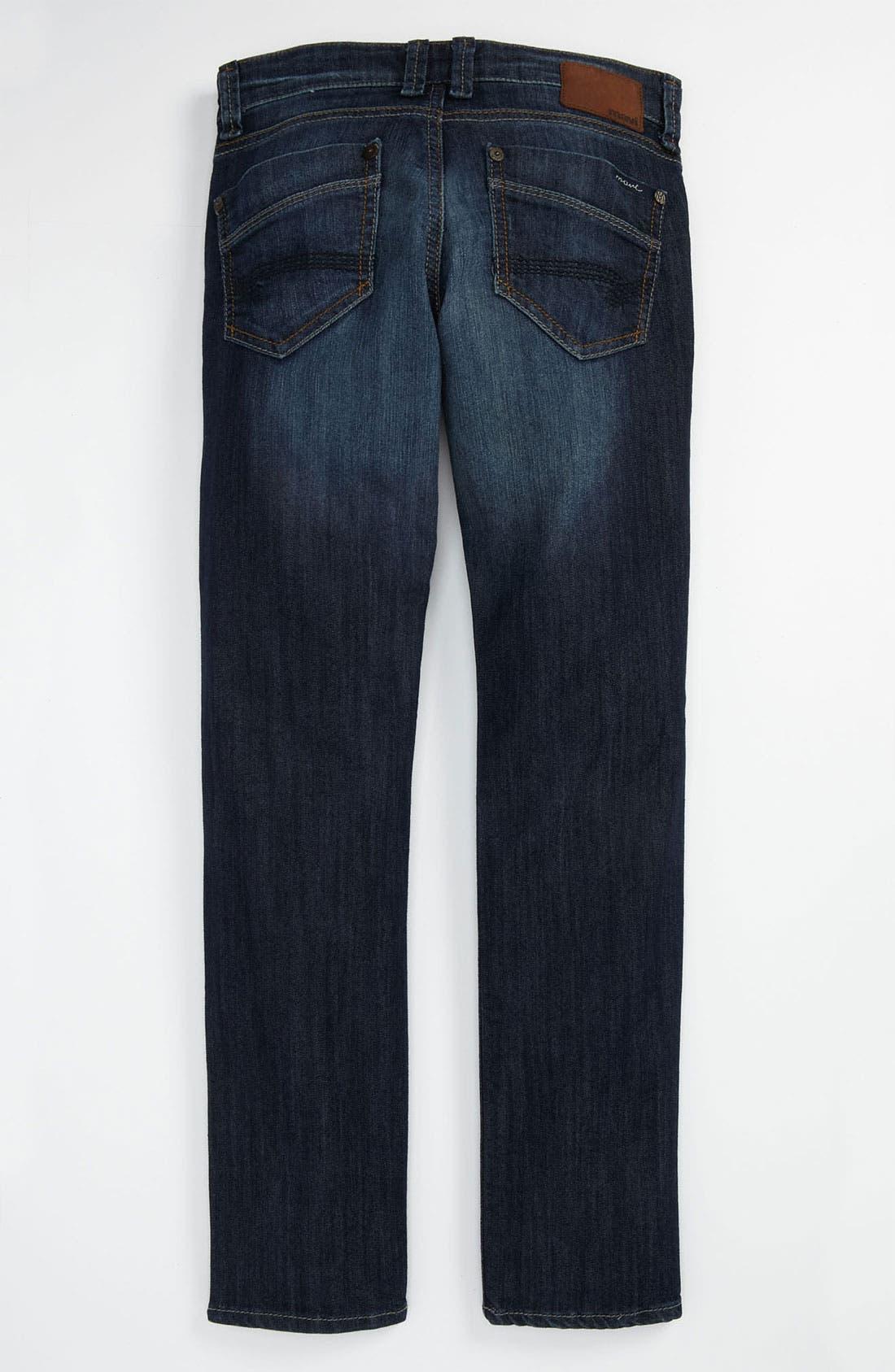 Alternate Image 1 Selected - Mavi Jeans 'Justin' Jeans (Big Boys)