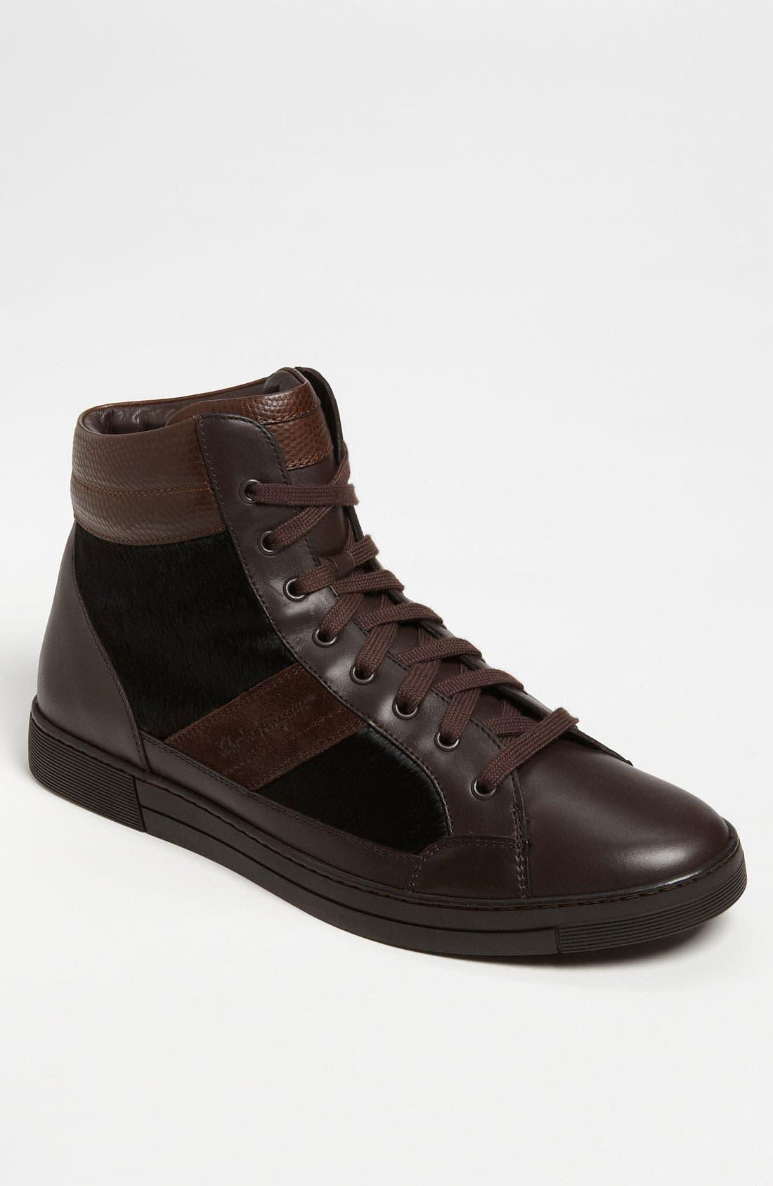 Alternate Image 1 Selected - Salvatore Ferragamo 'Akira 2' Sneaker