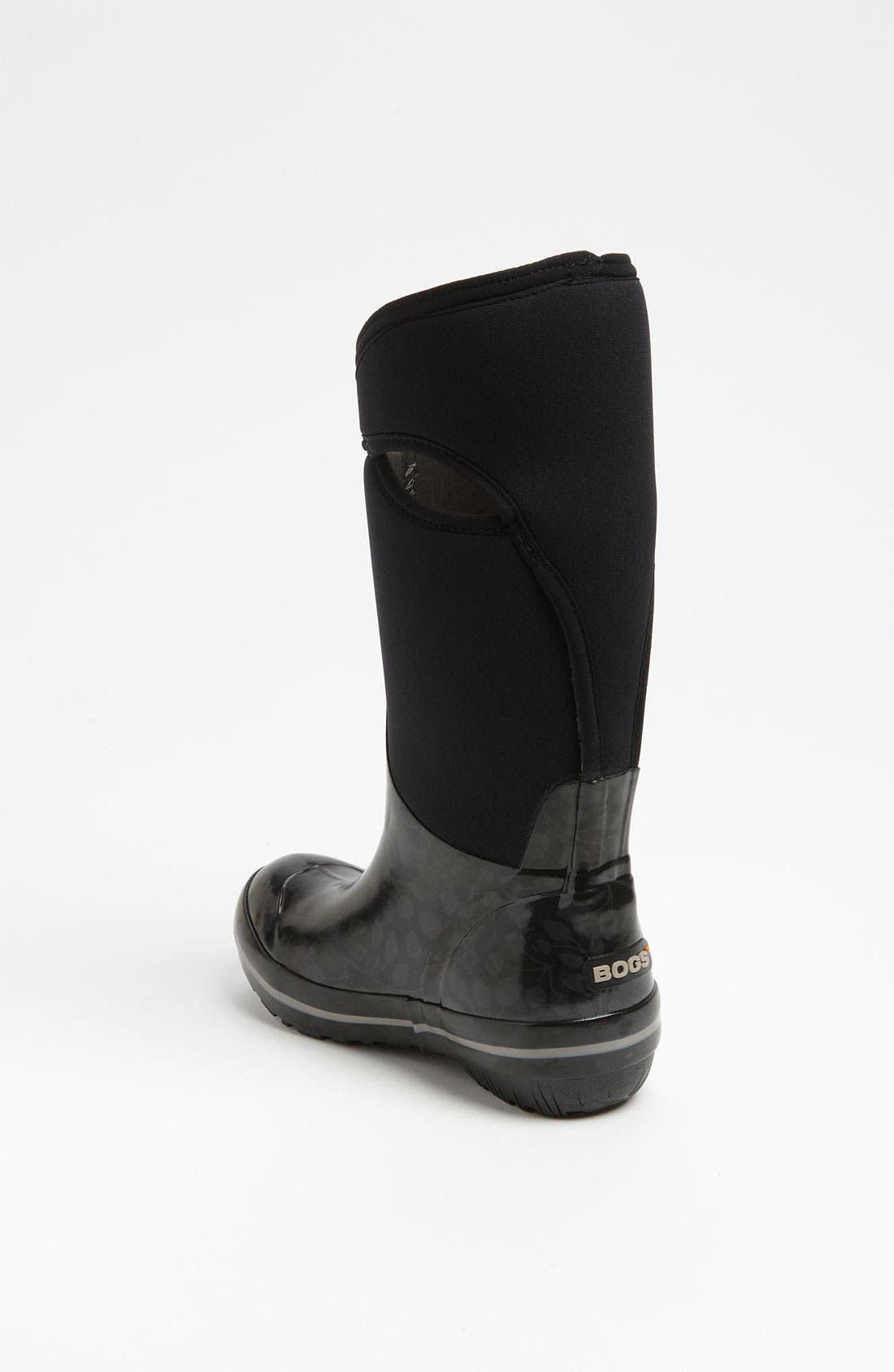 Alternate Image 2  - Bogs 'Plimsoll Tall Leaf' Rain Boot (Women)
