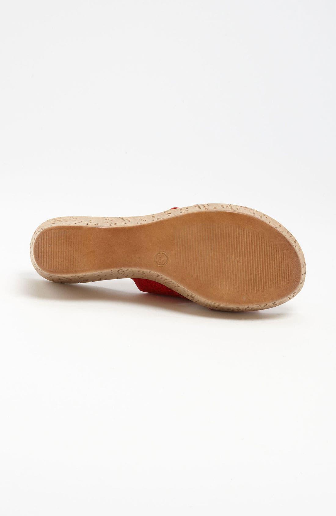 Alternate Image 4  - Dezario 'Darla' Sandal