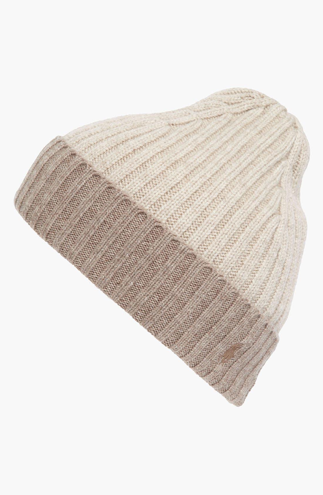 Main Image - Polo Ralph Lauren Wool Blend Knit Cap