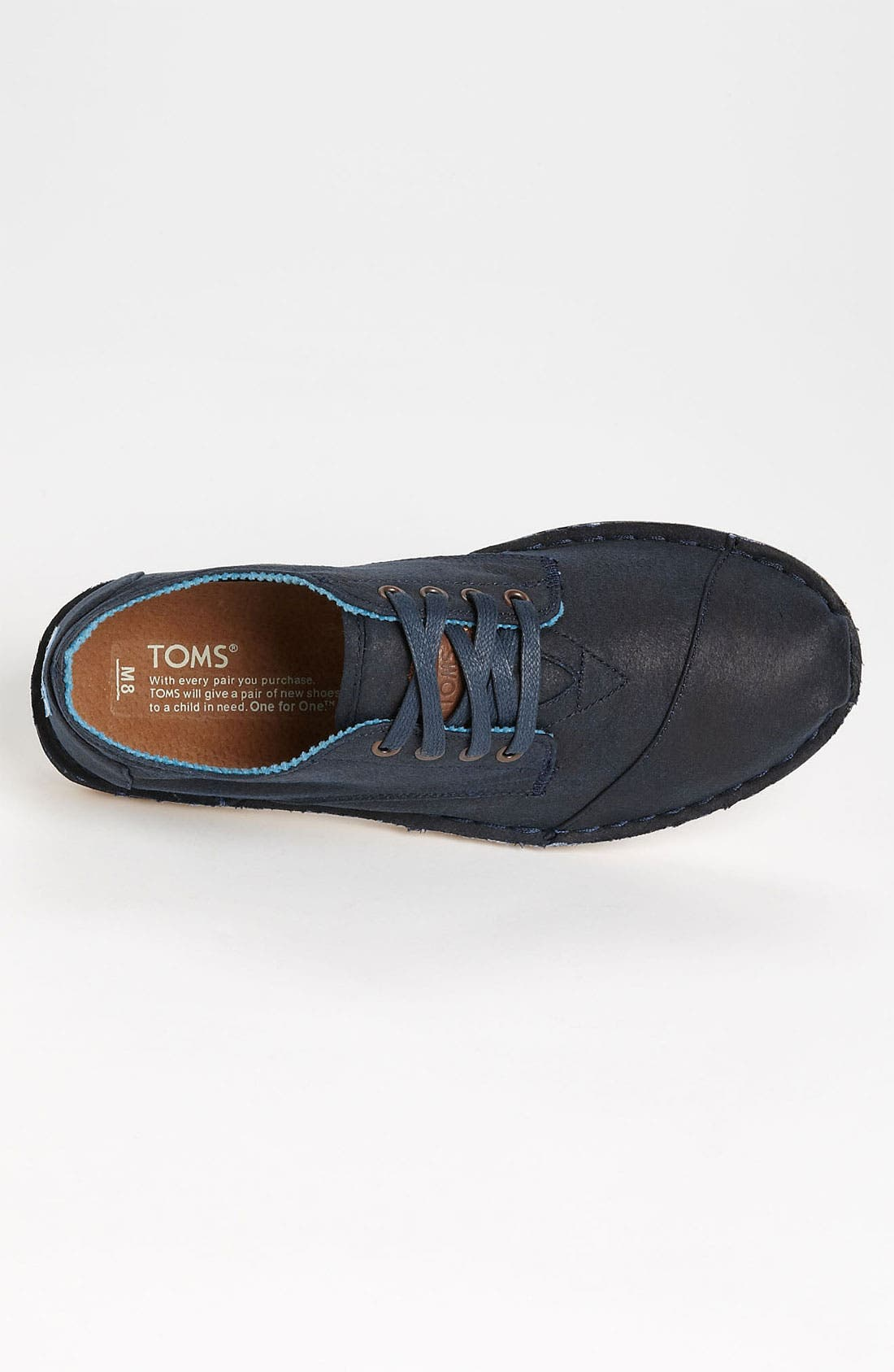 Alternate Image 3  - TOMS 'Desert - Heritage' Oxford (Men)