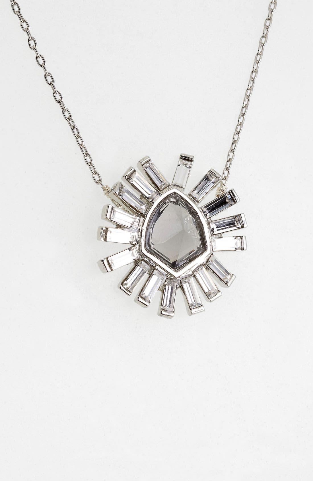 Alternate Image 2  - Alexis Bittar 'Miss Havisham - Bel Air' Starburst Pendant Necklace