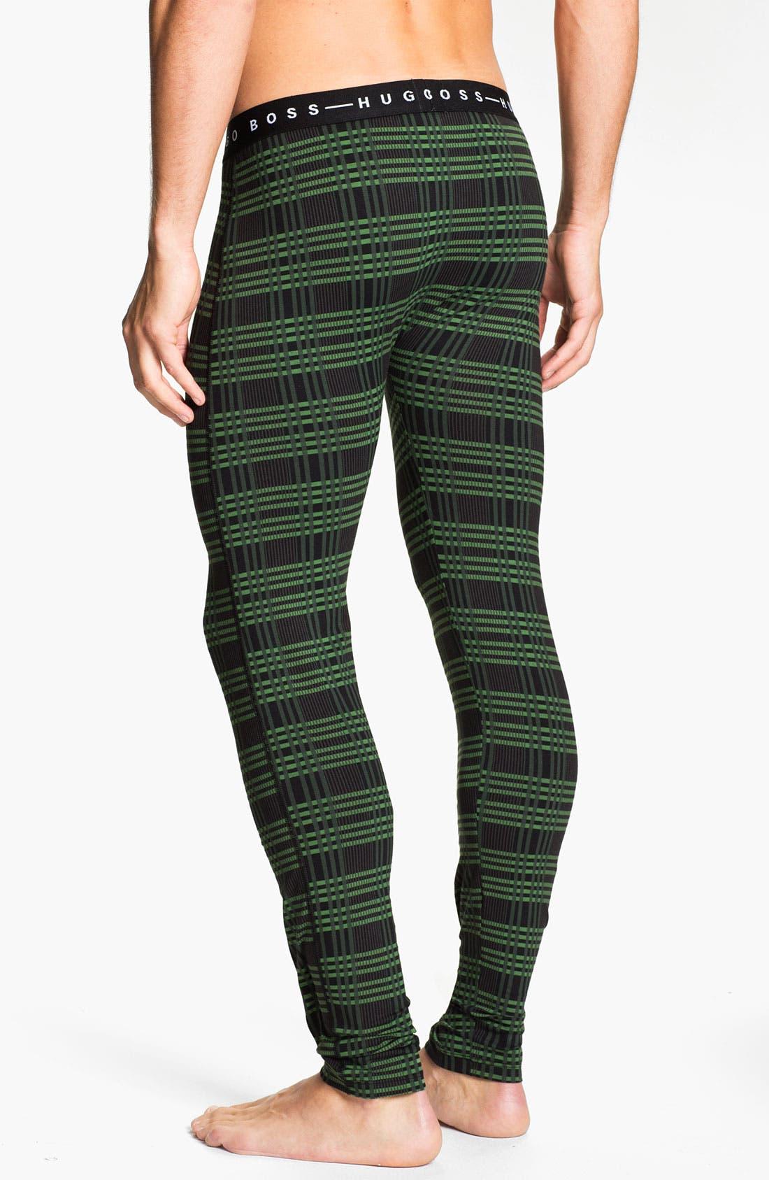Alternate Image 2  - BOSS Black 'Innovation 1' Long Underwear