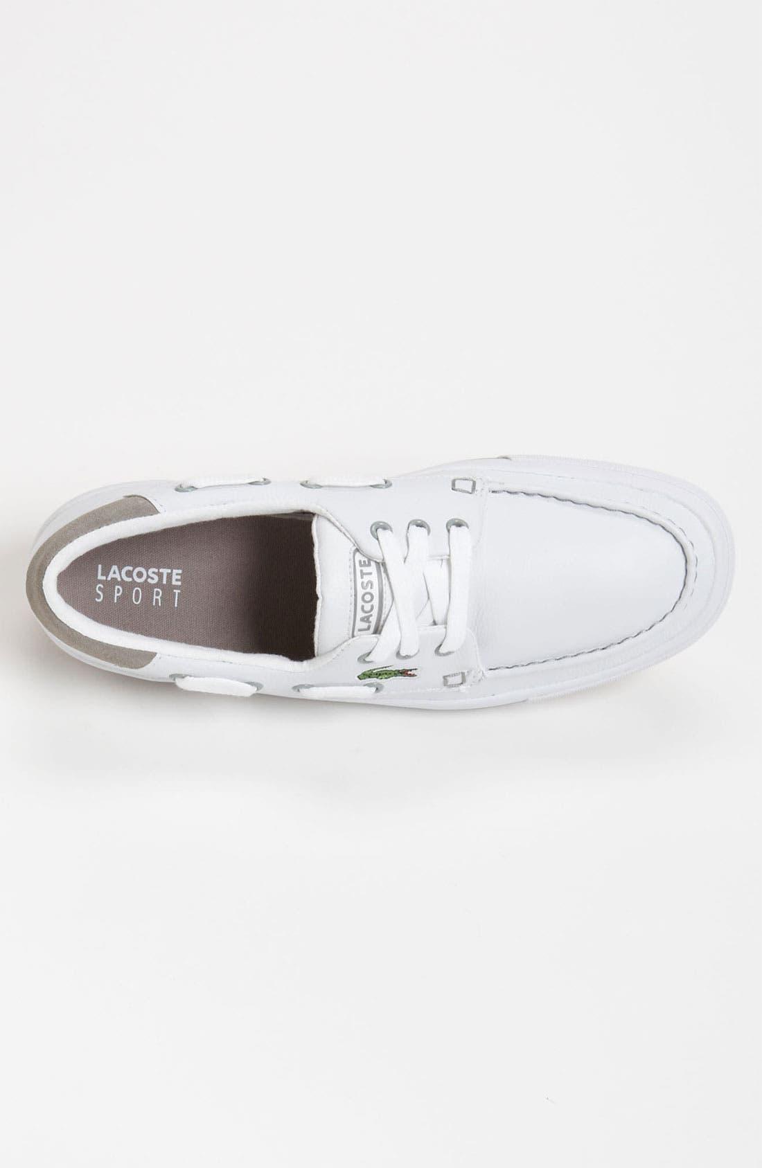 Alternate Image 3  - Lacoste 'Sculler Low CR' Sneaker