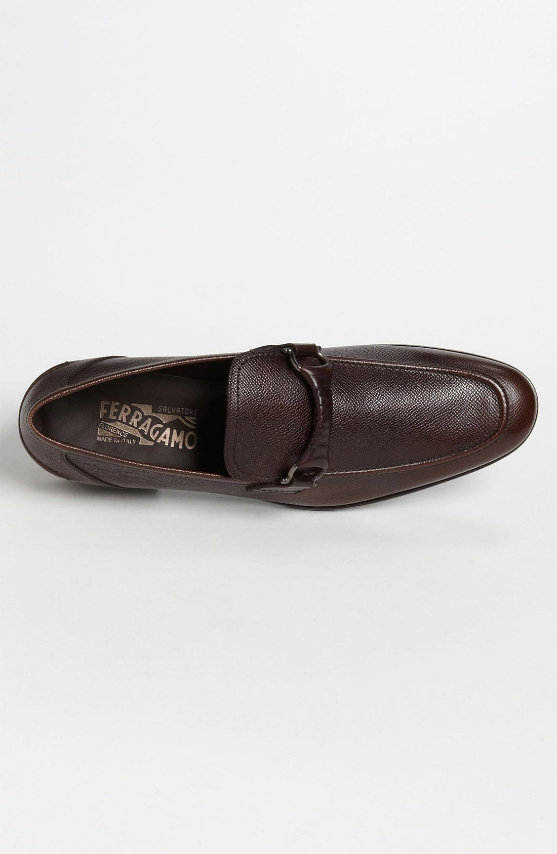 Alternate Image 3  - Salvatore Ferragamo 'Twist' Bit Loafer