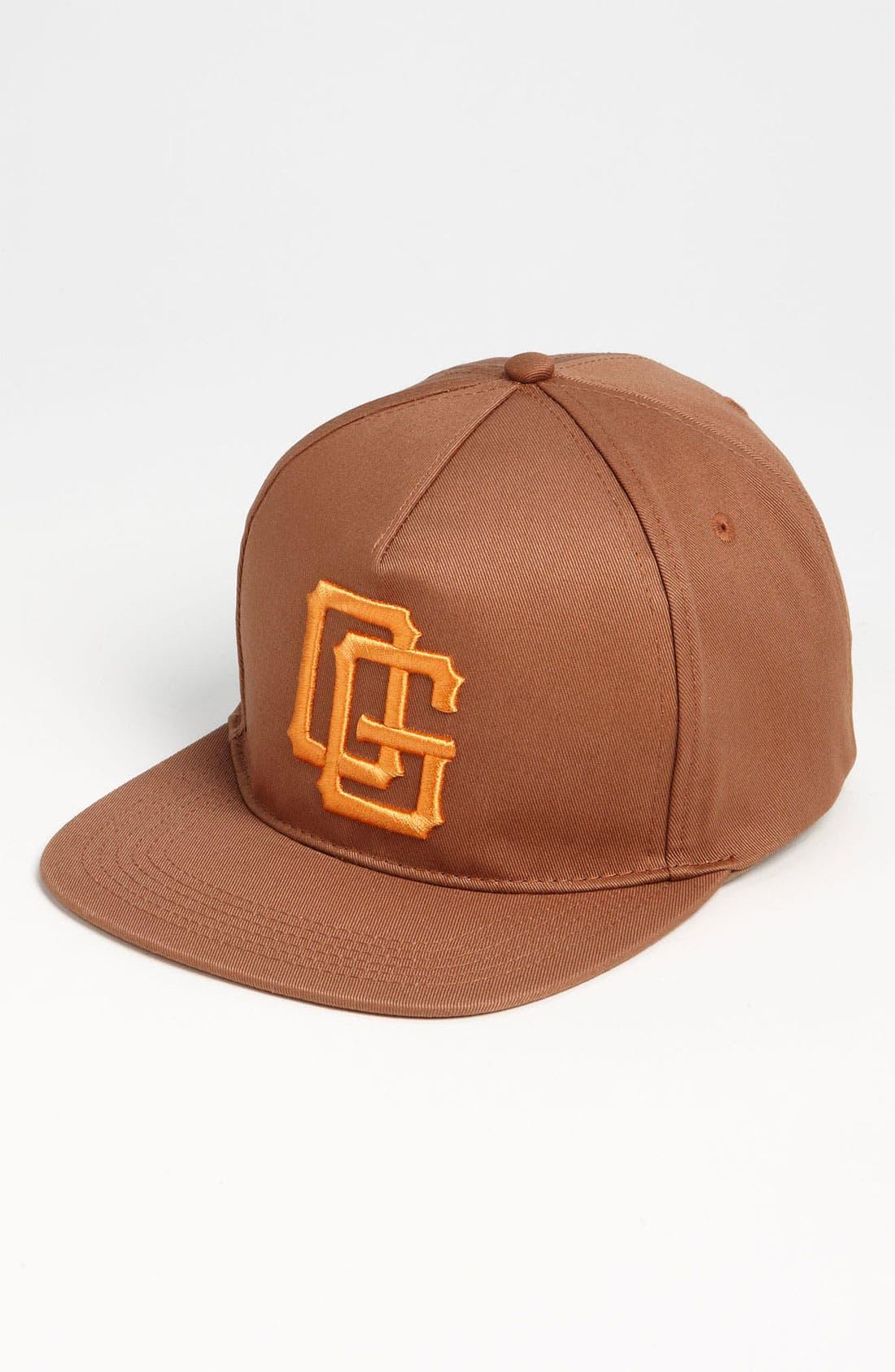 Main Image - Obey 'Double OG' Snapback Baseball Cap