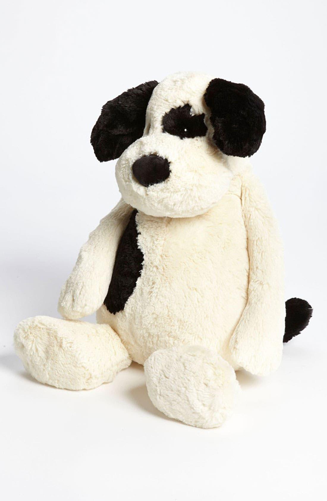 Main Image - Jellycat 'Large Bashful Puppy' Stuffed Animal
