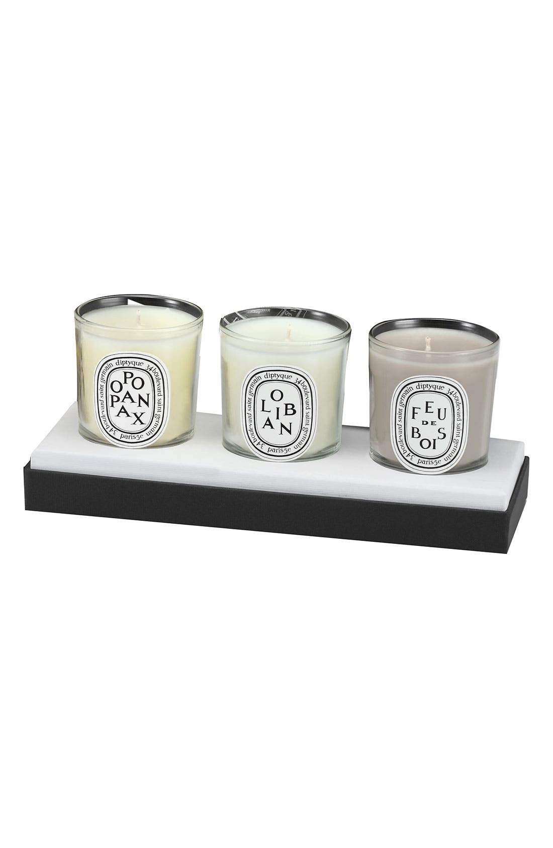 Alternate Image 1 Selected - diptyque Scented Candle Coffret