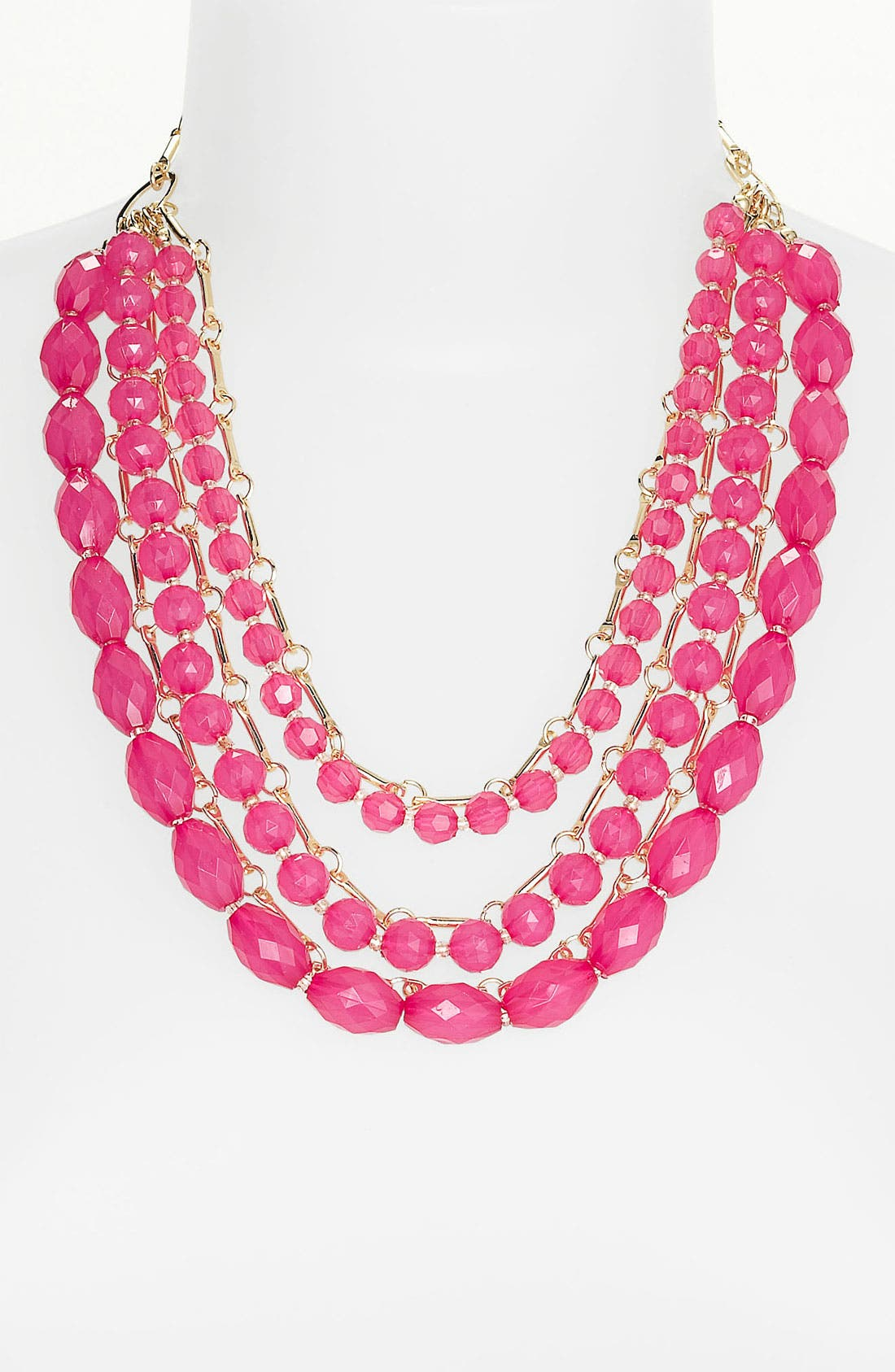 Main Image - Rachel Layered Statement Necklace