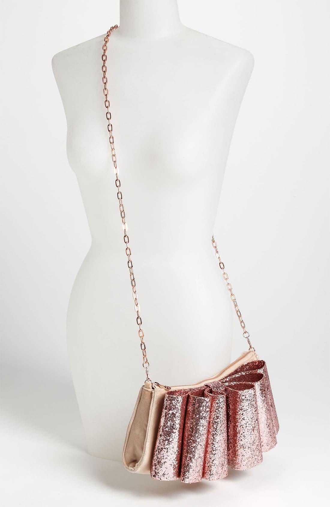 Alternate Image 2  - Ted Baker London 'Langley Glitter Bow' Clutch