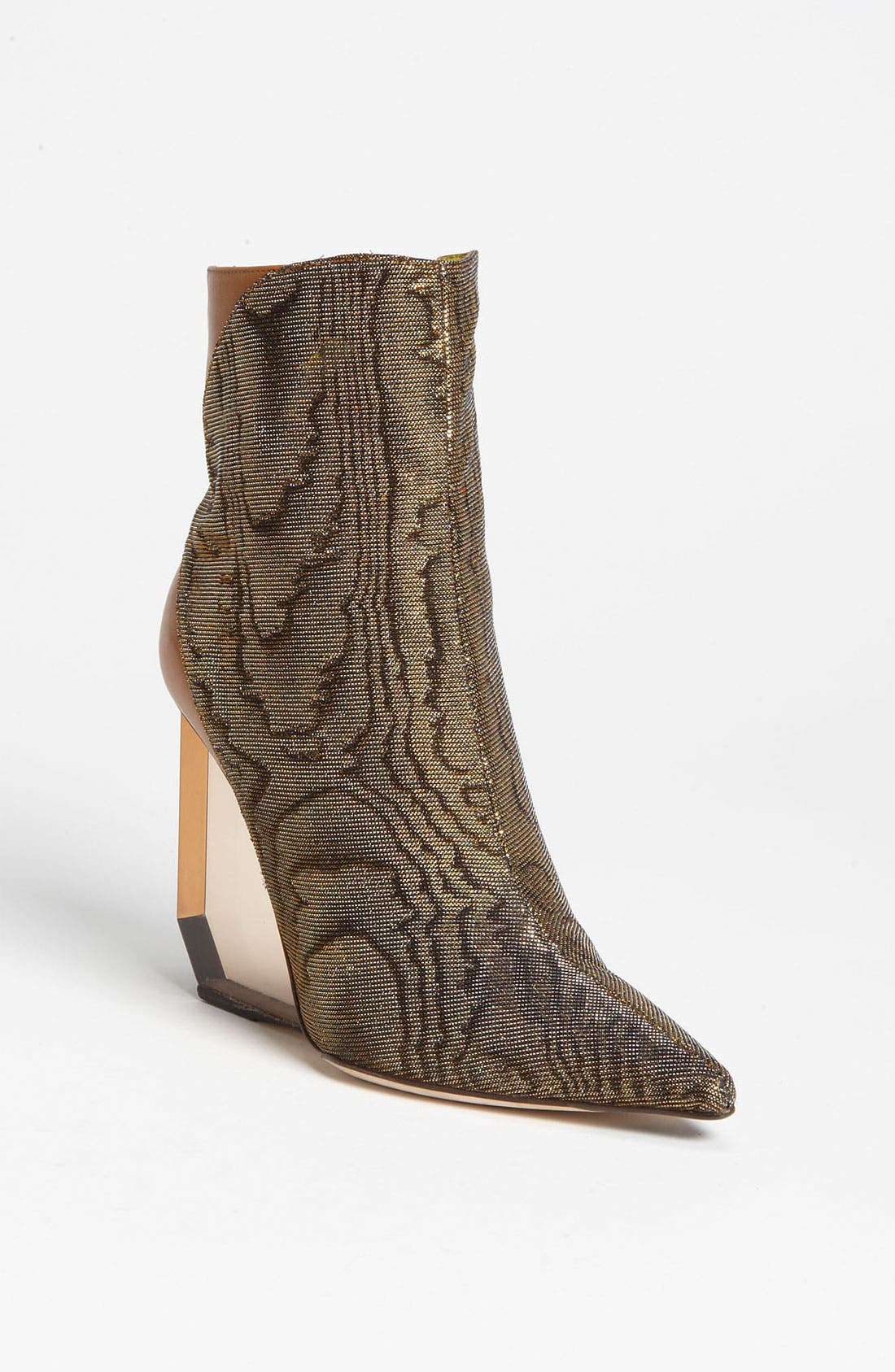 Alternate Image 1 Selected - Pollini Wedge Ankle Boot