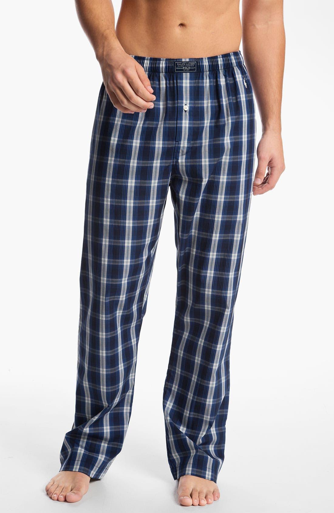 Alternate Image 1 Selected - Polo Ralph Lauren Lounge Pants