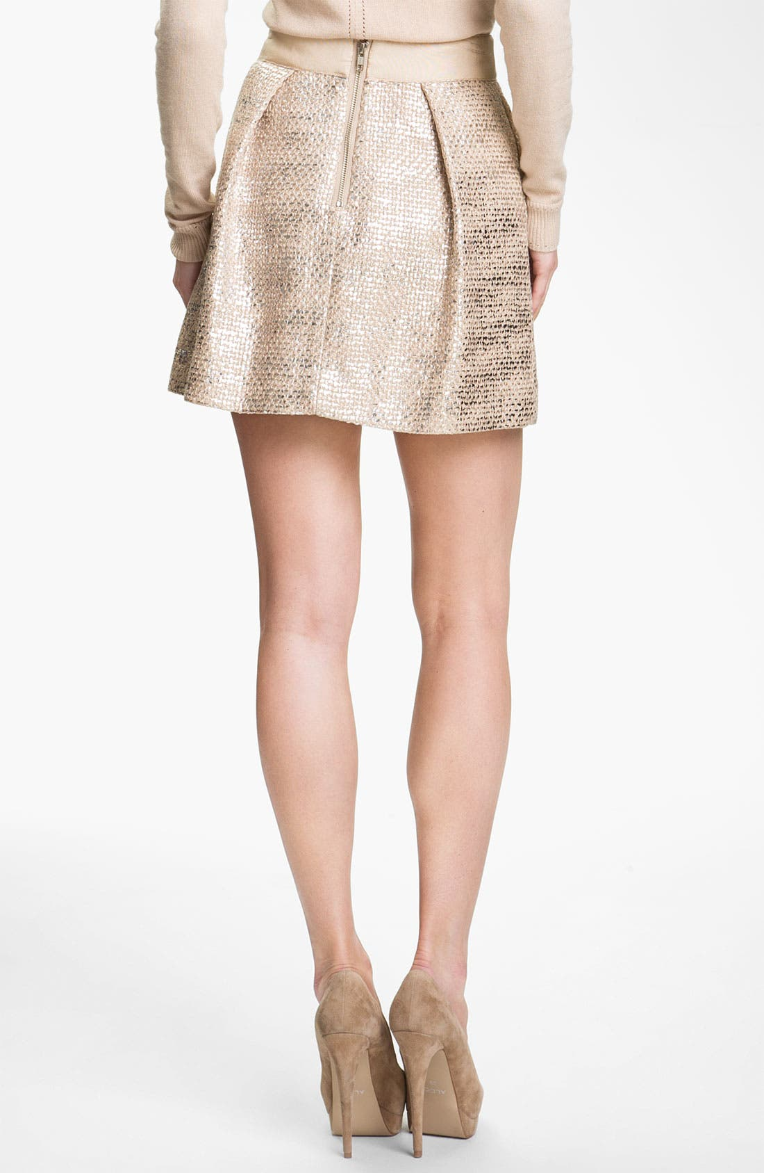 Alternate Image 2  - Milly 'Naomi' Pleated Skirt