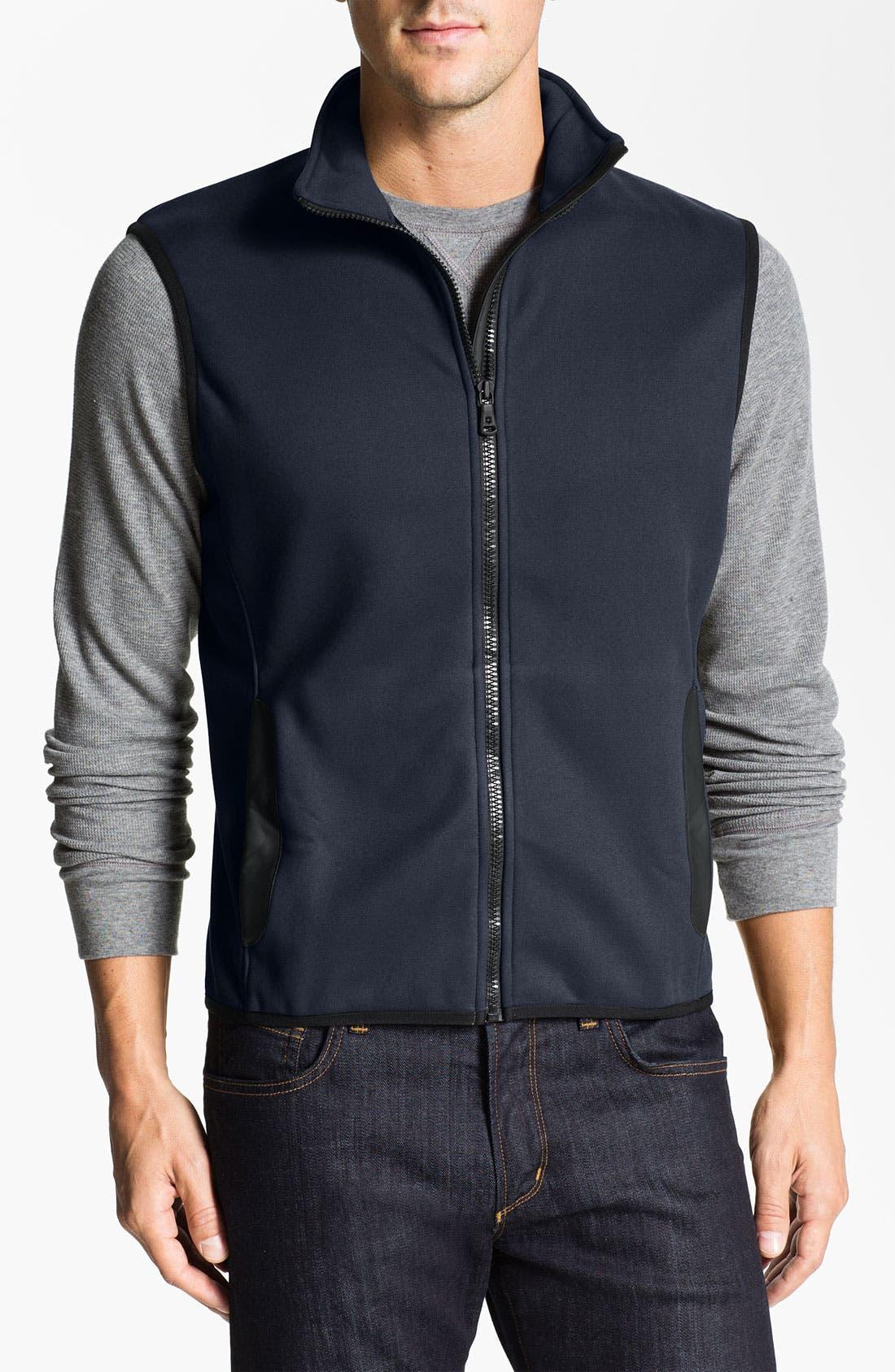 Main Image - Victorinox Swiss Army® 'Base' Fleece Vest (Online Exclusive)