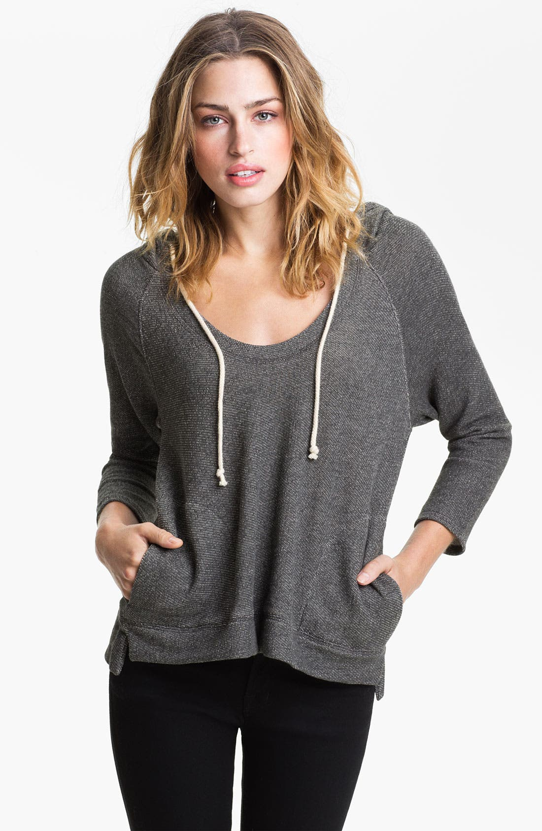 Main Image - Soft Joie 'Khalida' Slouchy Pullover Hoodie