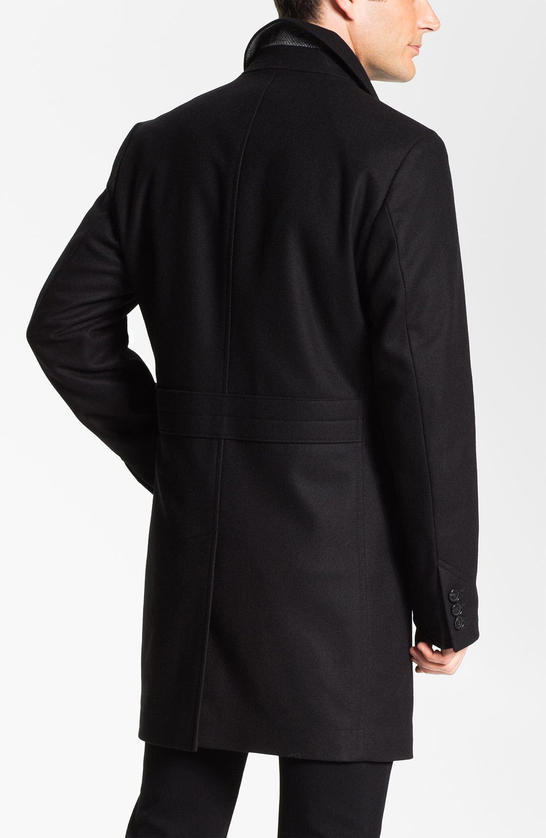 Alternate Image 2  - BOSS Black 'The Task' Coat
