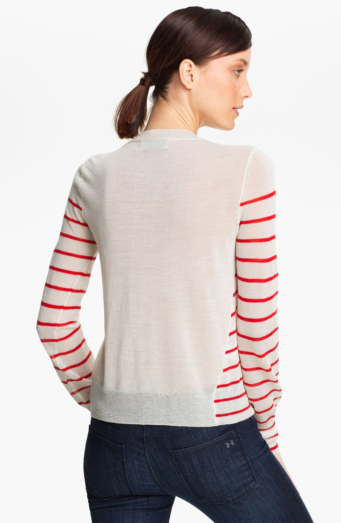 Alternate Image 2  - A.L.C. 'Christopher' Crewneck Sweater