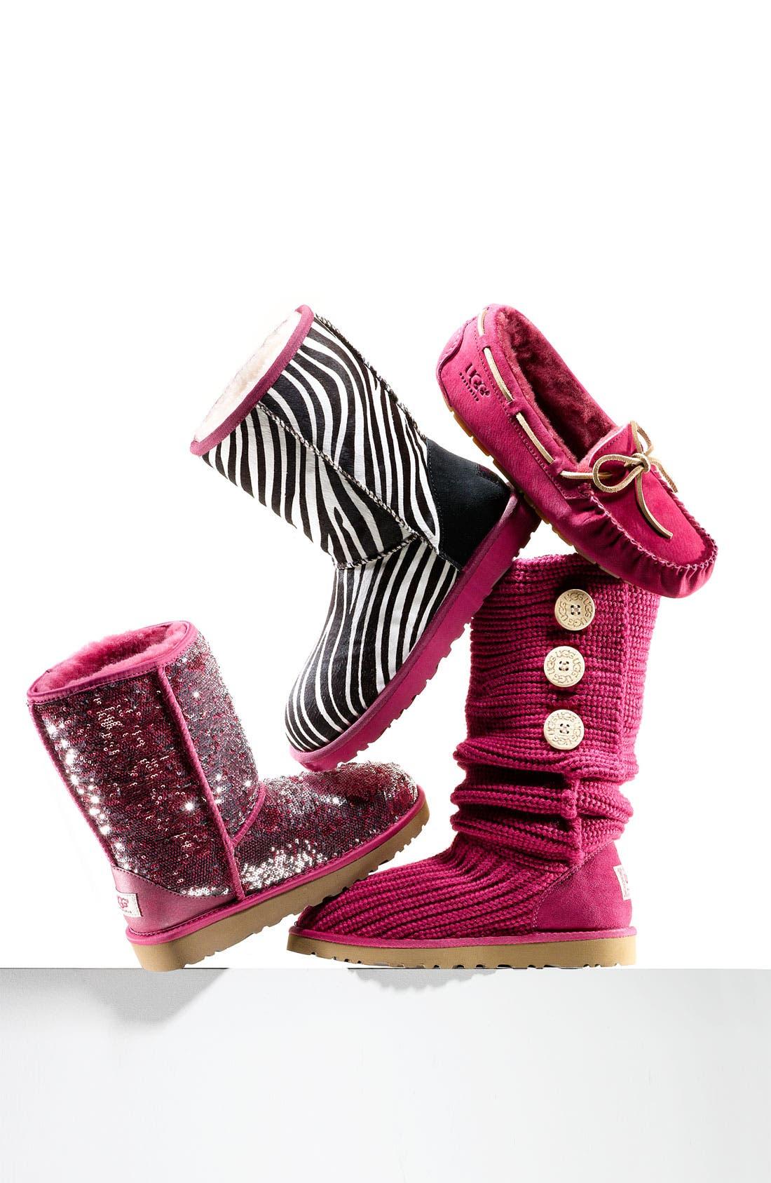 Alternate Image 5  - UGG® Australia 'Classic Short' Boot (Women) (Exclusive Color)
