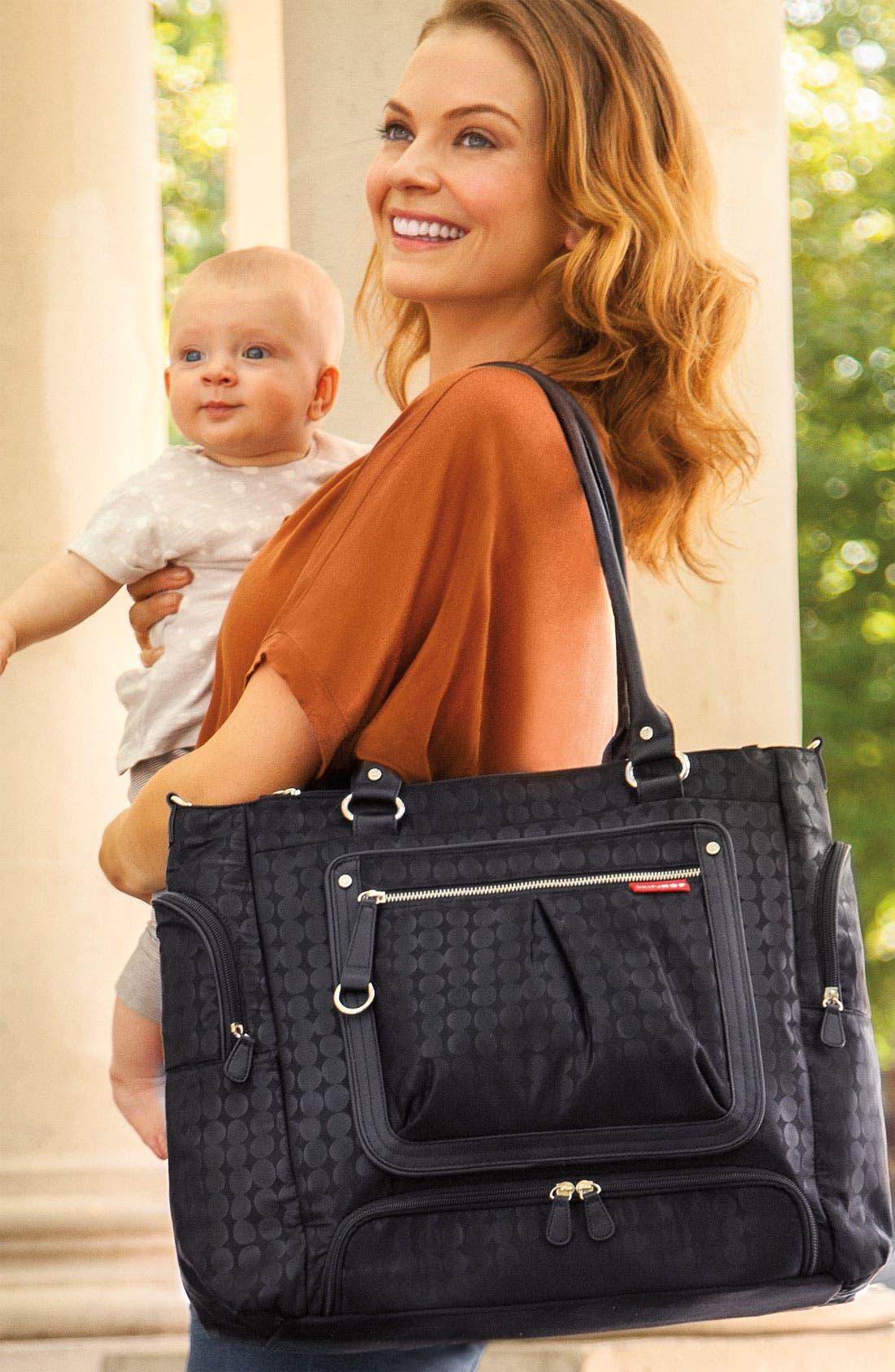 Alternate Image 2  - Skip Hop 'Lady Bento' Diaper Bag