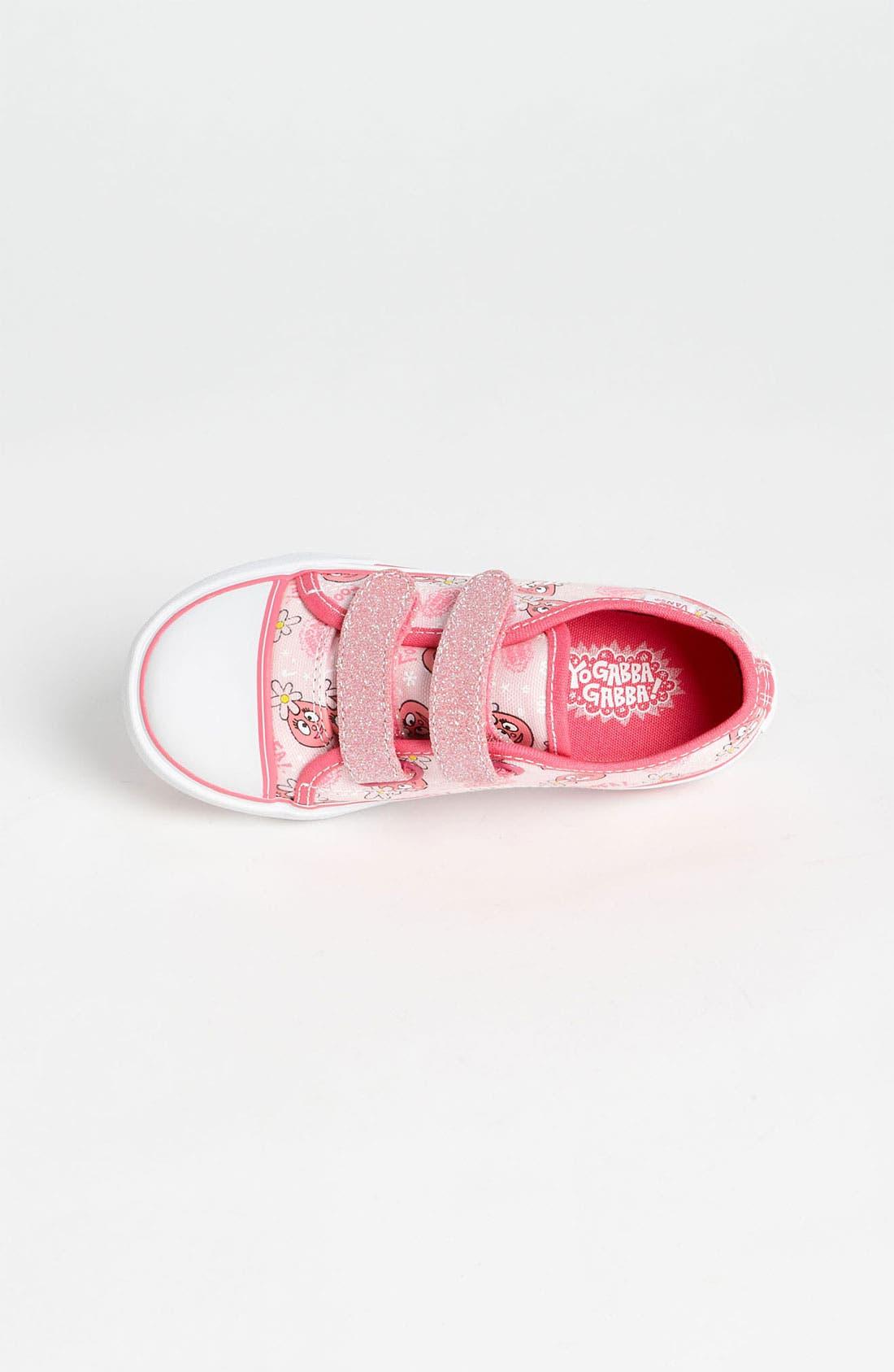 Alternate Image 3  - Vans 'Big School - Yo Gabba Gabba!' Sneaker (Baby, Walker & Toddler)