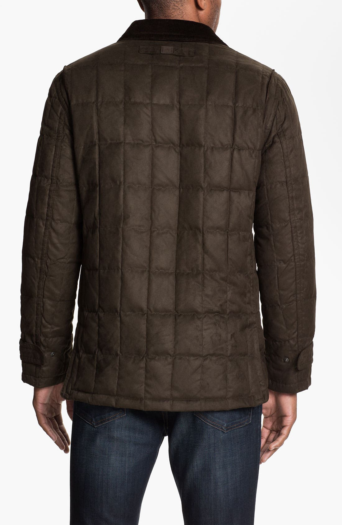 Alternate Image 2  - RAINFOREST Quilted Down Jacket