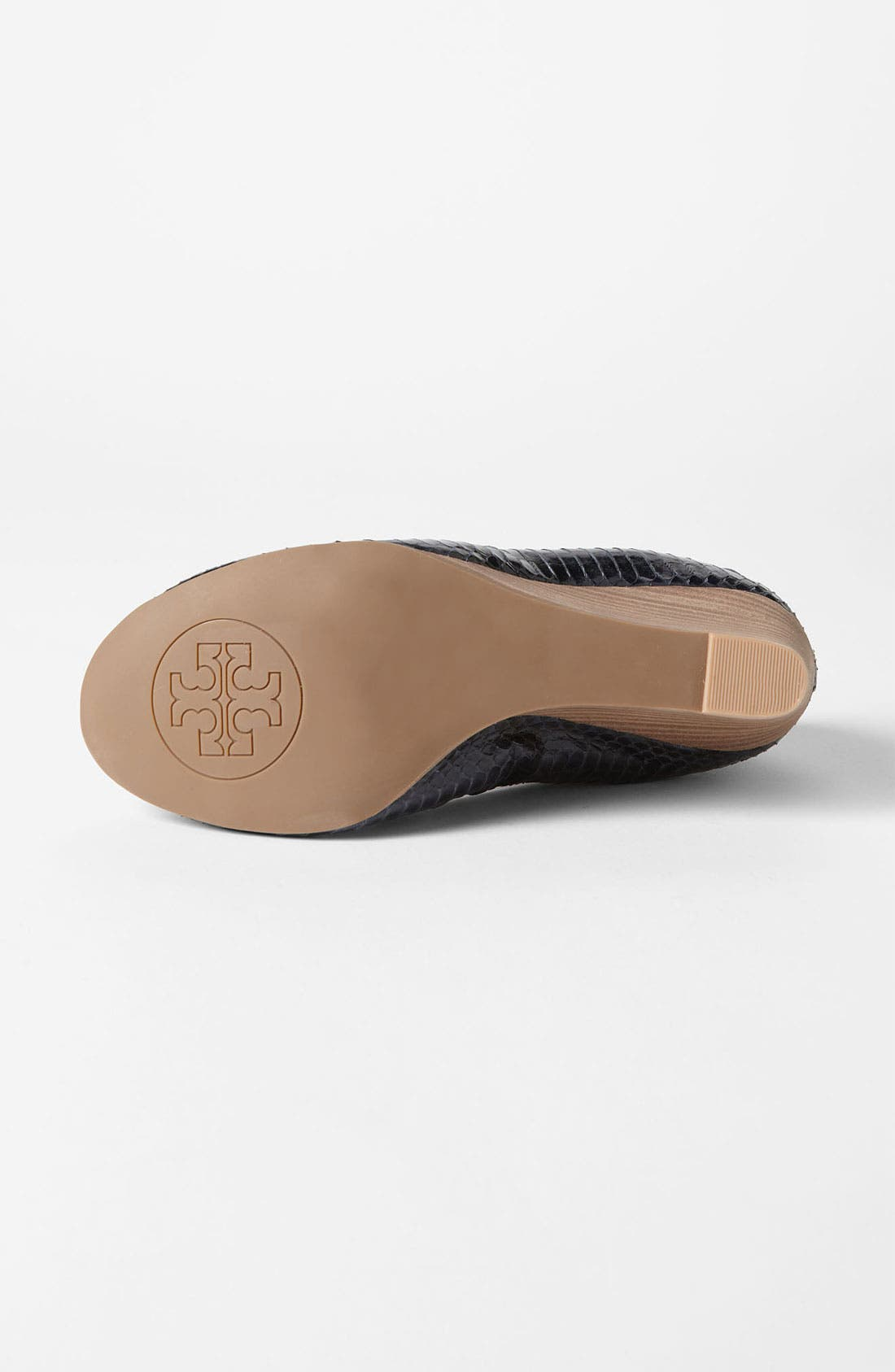 Alternate Image 4  - Tory Burch 'Eddie' Mid Wedge
