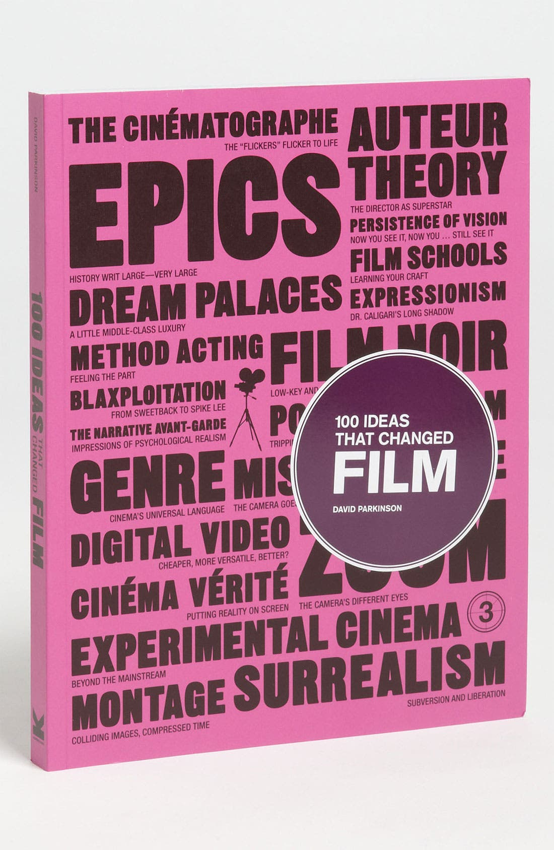 Main Image - '100 Ideas That Changed Film' Book