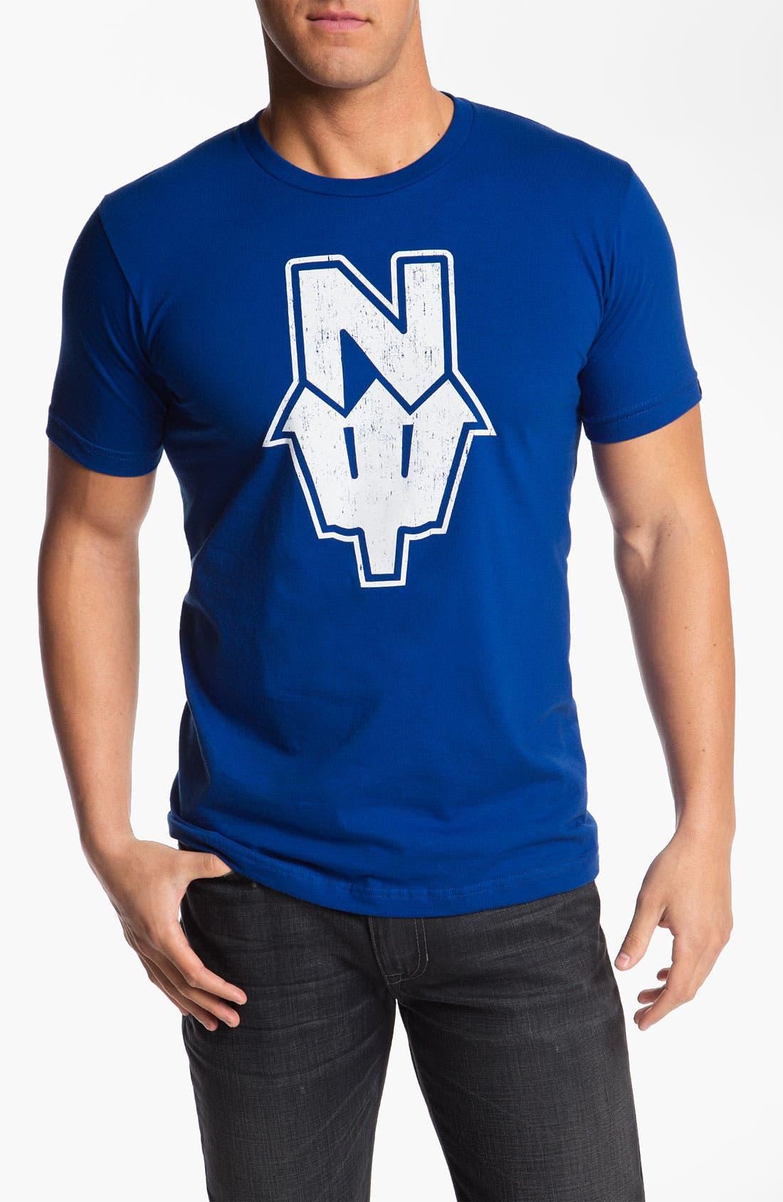 Main Image - Casual Industrees 'N. Dub' Graphic Crewneck T-Shirt
