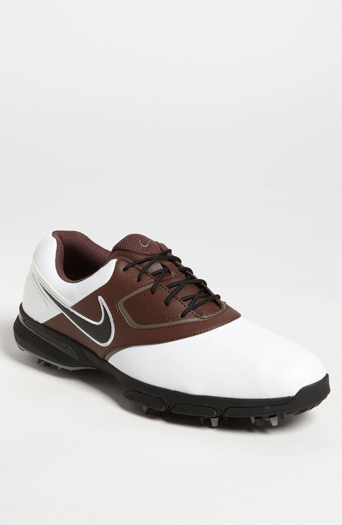 Alternate Image 1 Selected - Nike 'Heritage' Golf Shoe (Men)