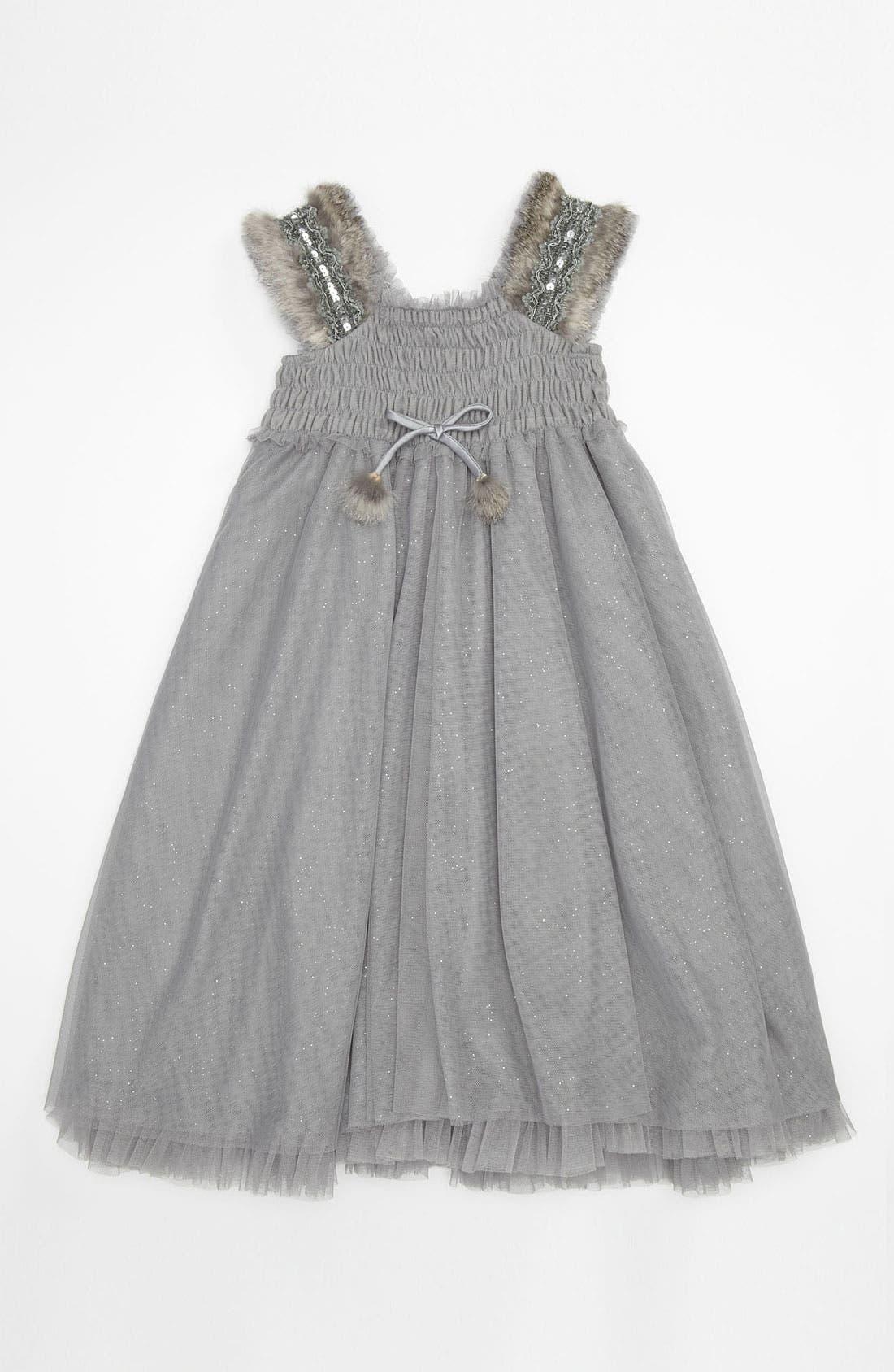 Main Image - Luna Luna Copenhagen 'Babette' Dress (Little Girls)
