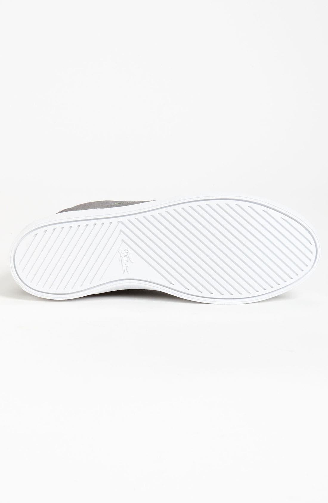 Alternate Image 4  - Lacoste 'Benoit CIW' Sneaker