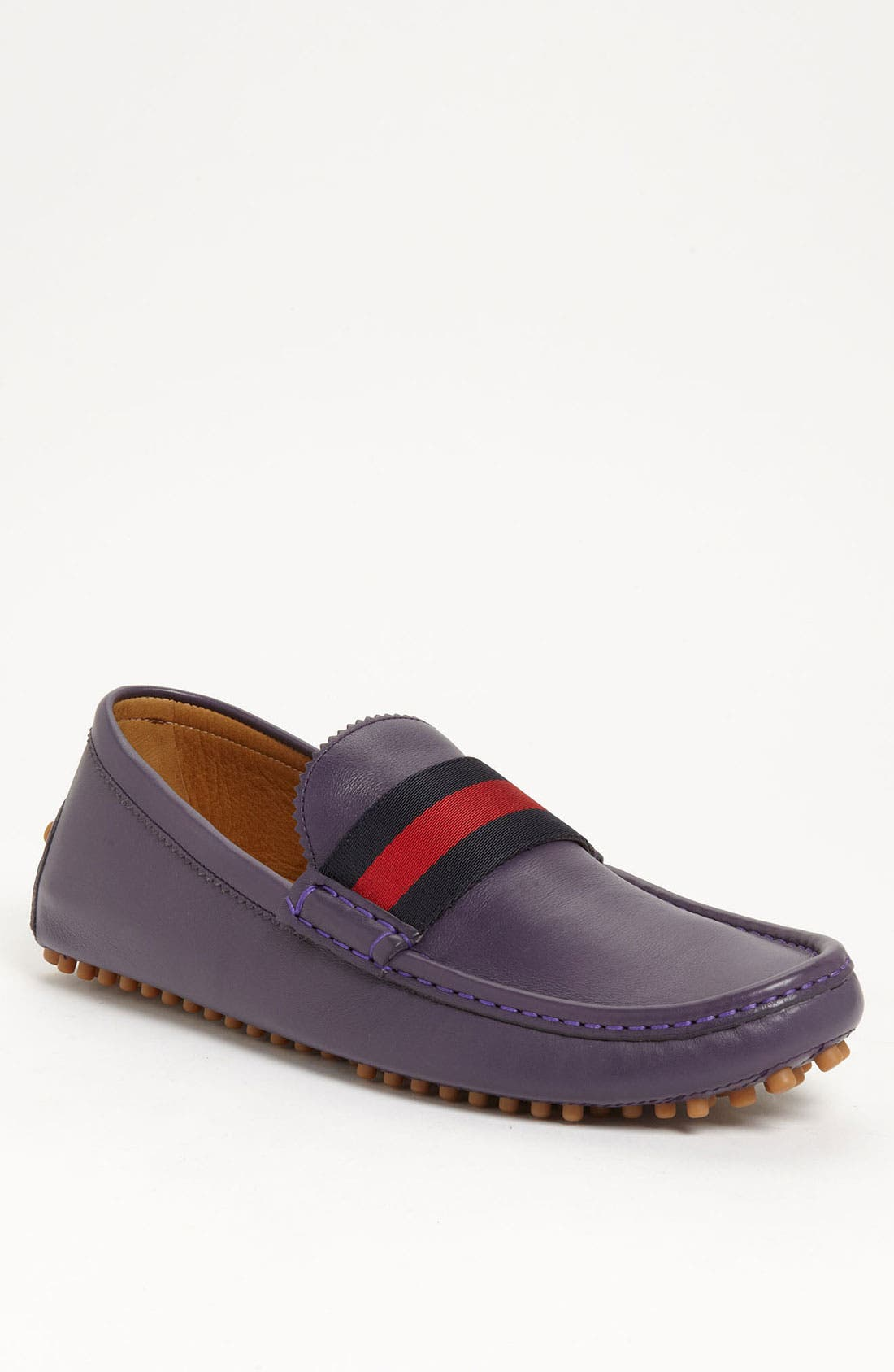 Alternate Image 1 Selected - Gucci 'New Auger' Driving Shoe