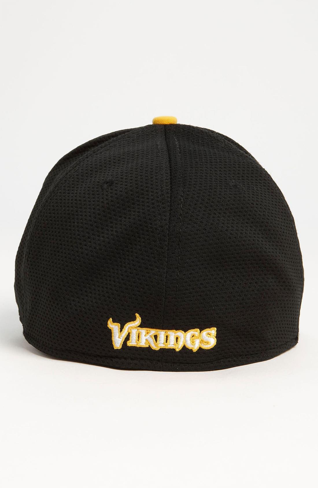 Alternate Image 2  - New Era Cap 'Training Camp - Minnesota Vikings' Baseball Cap