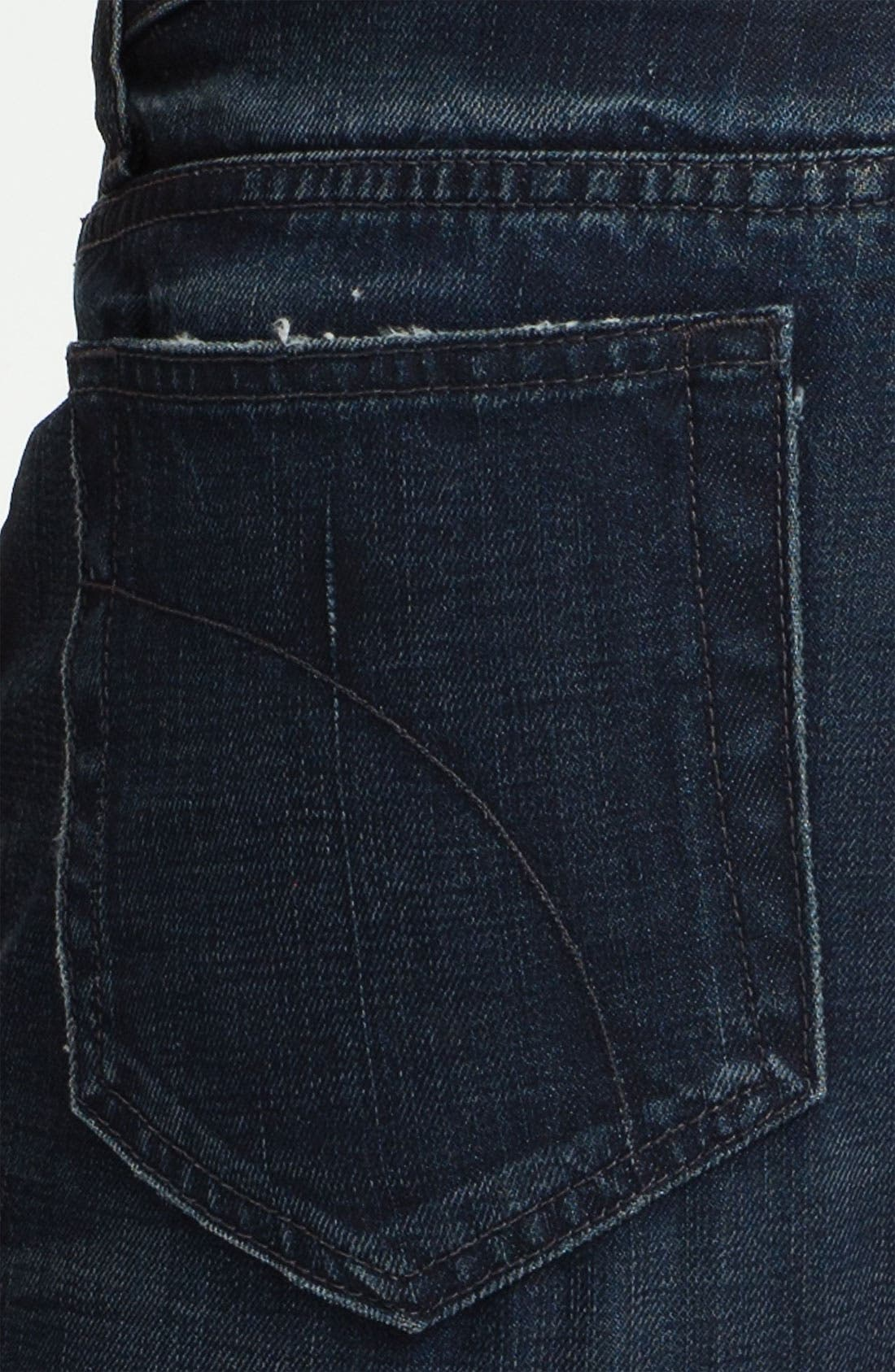 Alternate Image 4  - Joe's 'Brixton' Slim Straight Leg Jeans (Kensington)