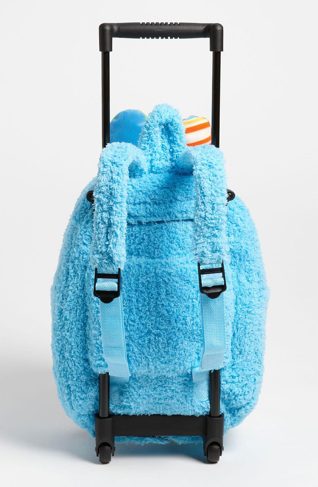 Alternate Image 4  - Popatu 'Monster' Rolling Backpack