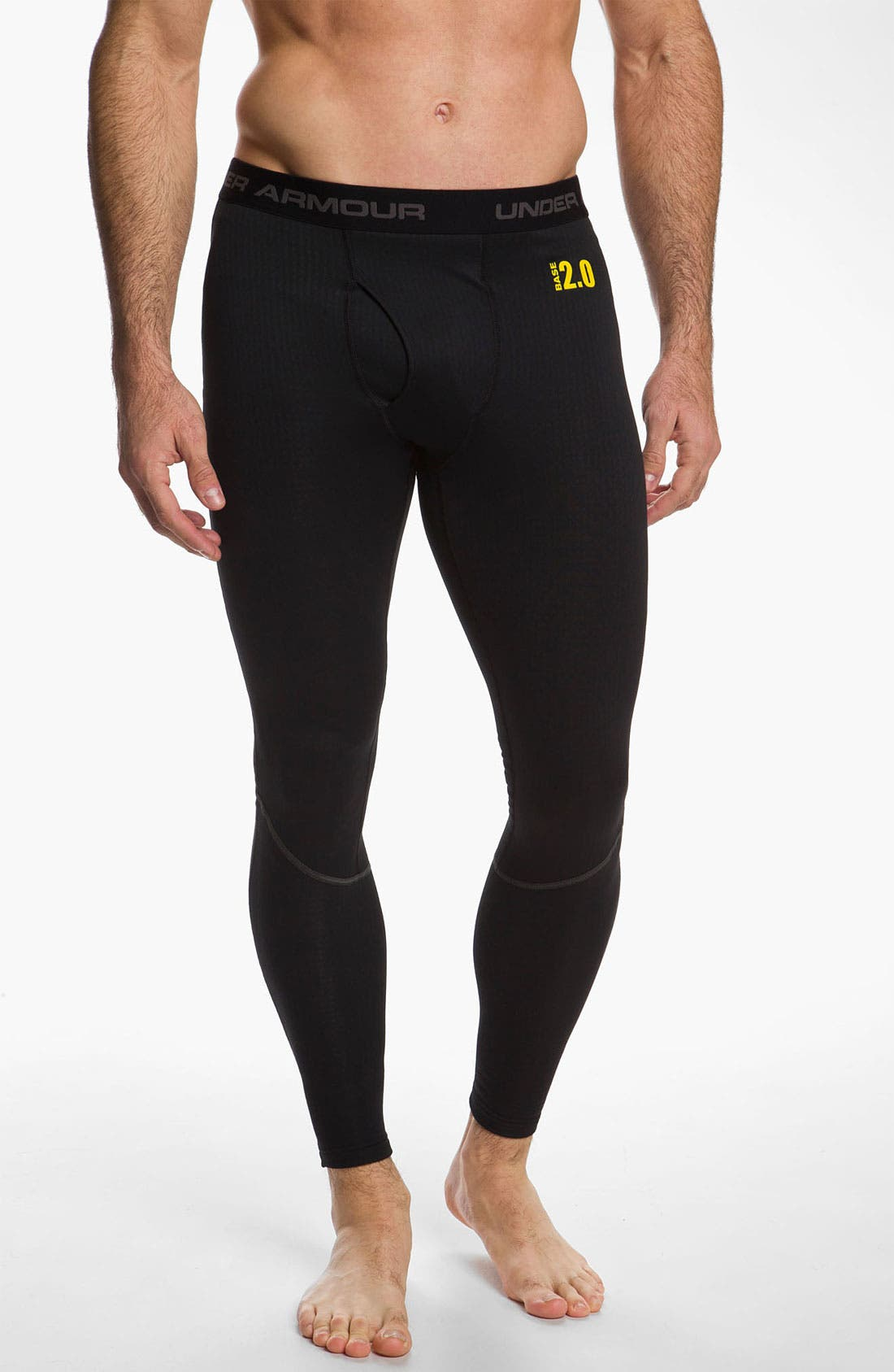 Alternate Image 1 Selected - Under Armour 'Base 2.0' Leggings