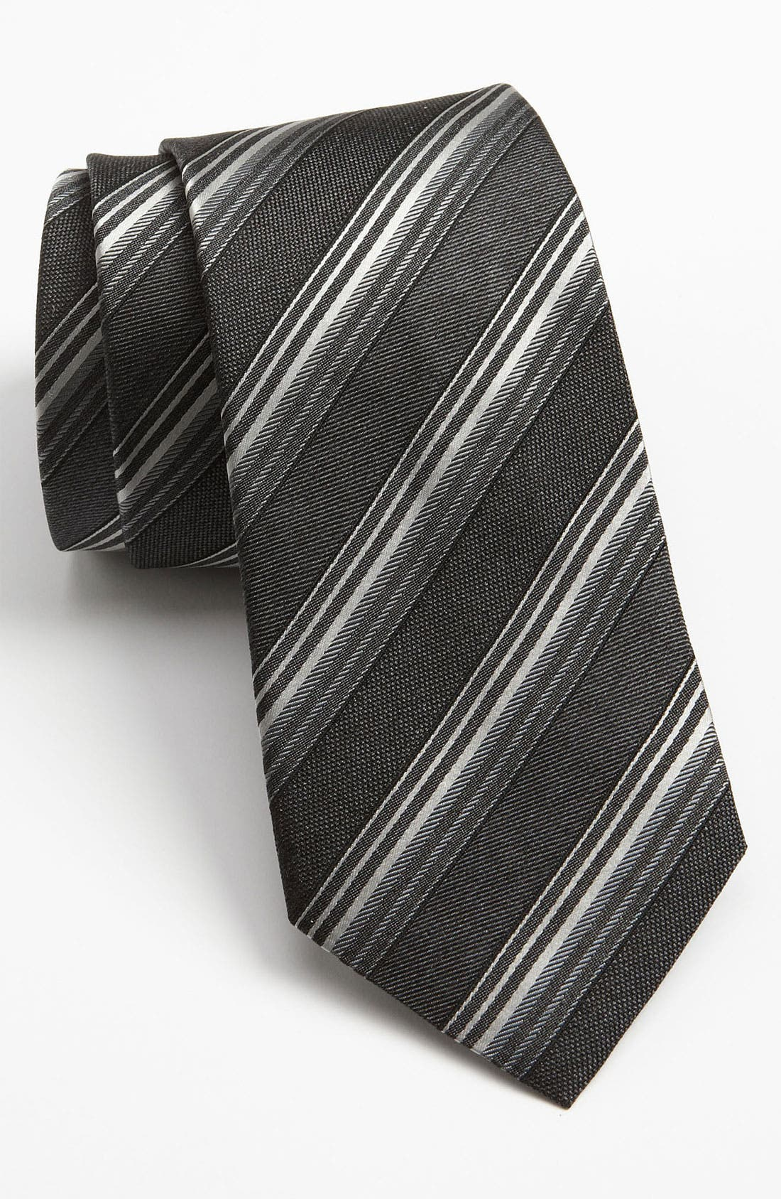 Alternate Image 1 Selected - Z Zegna Woven Tie
