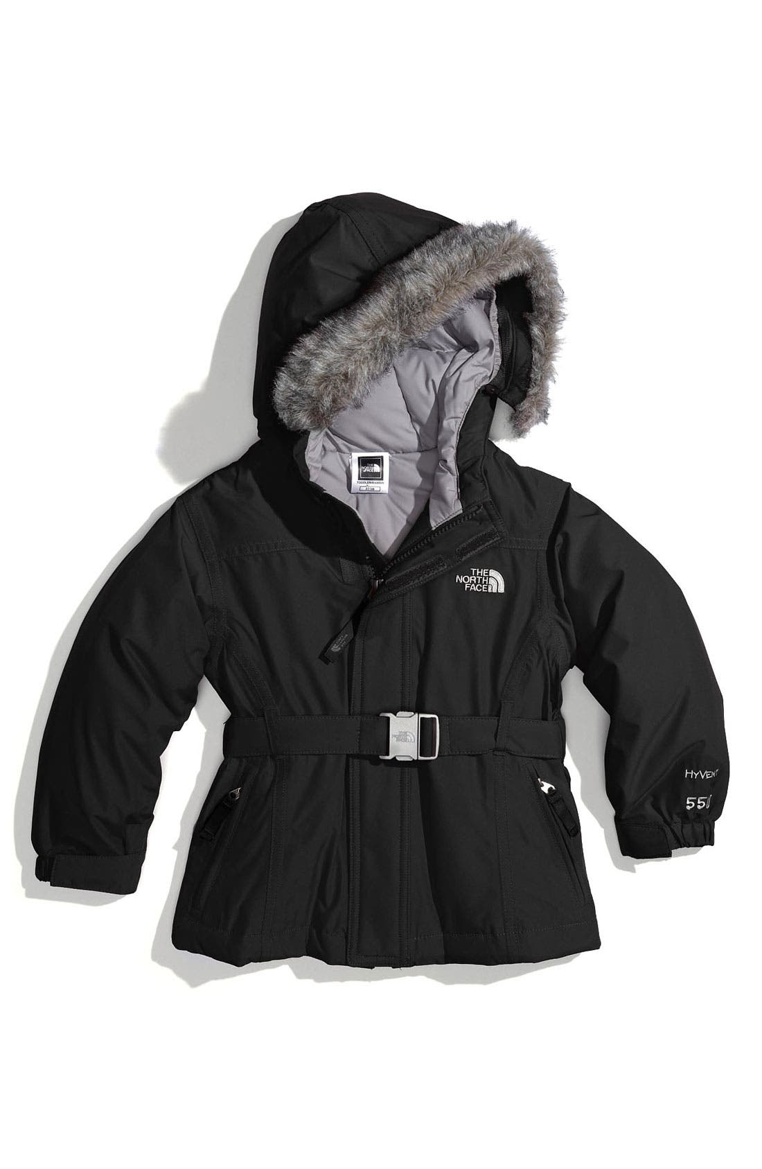 Alternate Image 1 Selected - The North Face 'Greenland' Jacket (Toddler)