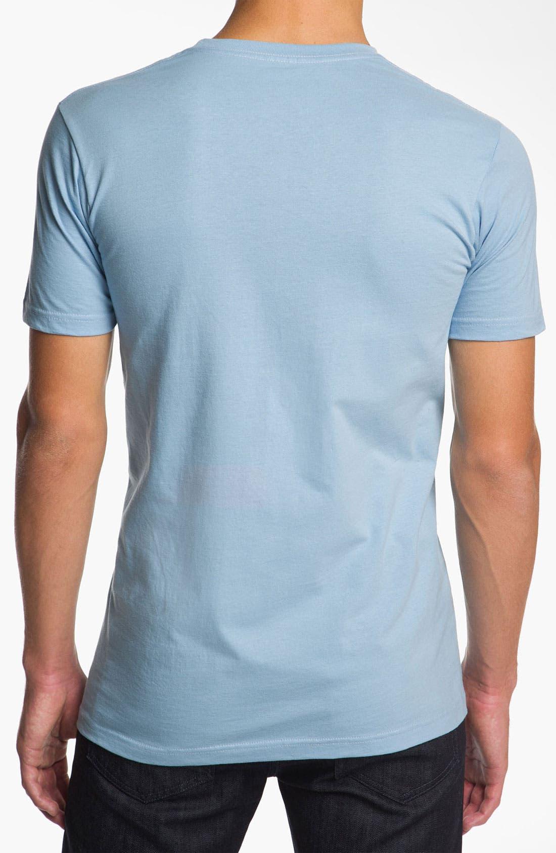 Alternate Image 2  - Ames Bros 'Brutus' Trim Fit Crewneck T-Shirt (Men)