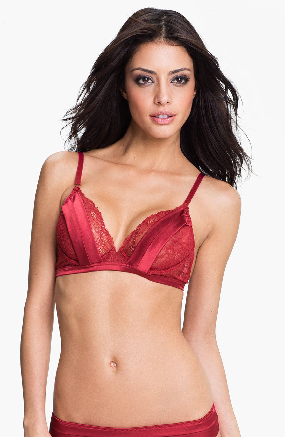Alternate Image 1 Selected - La Perla 'Lipstick Fever' Underwire Bra