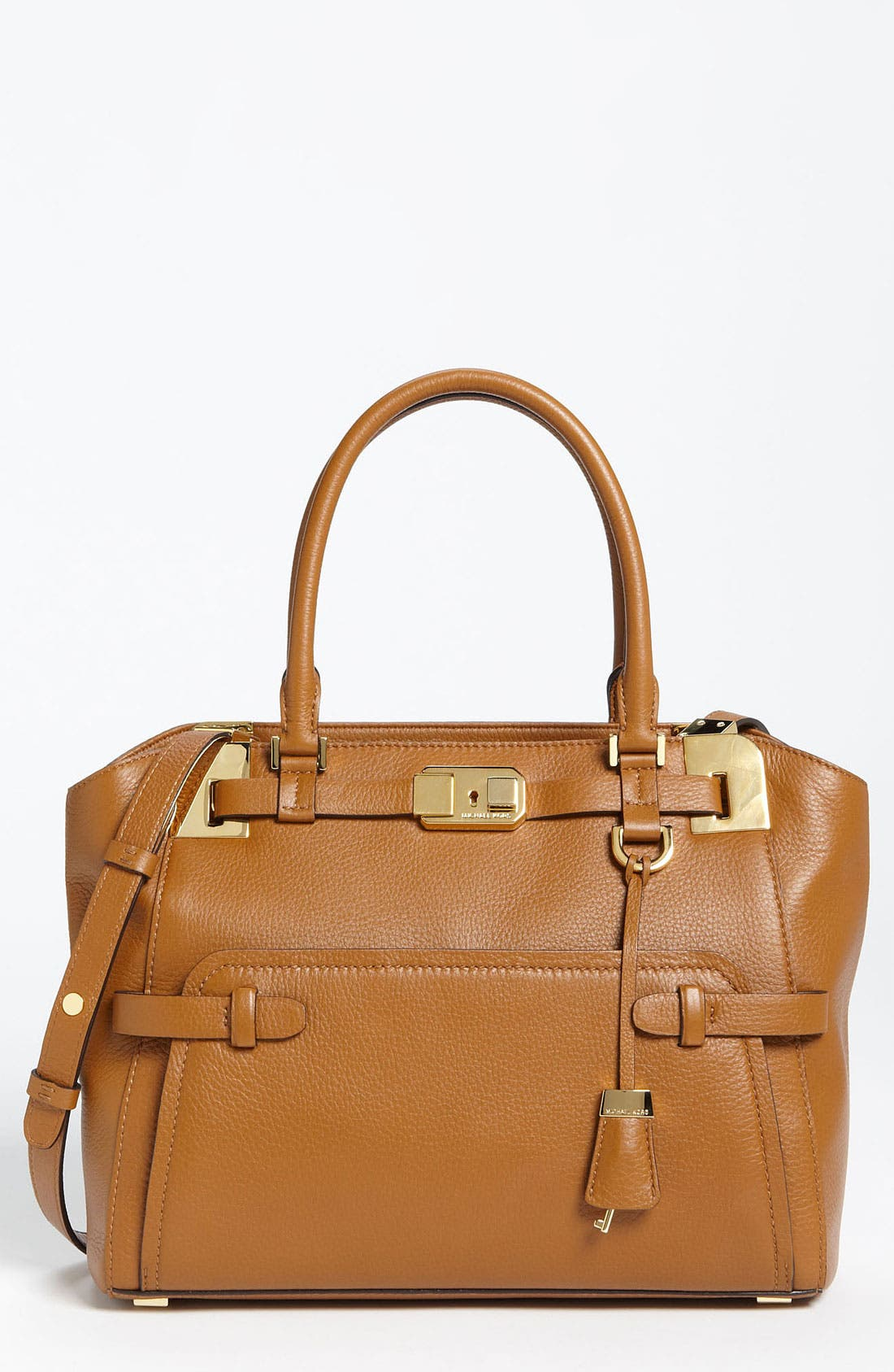 Main Image - Michael Kors 'Blake' Leather Satchel