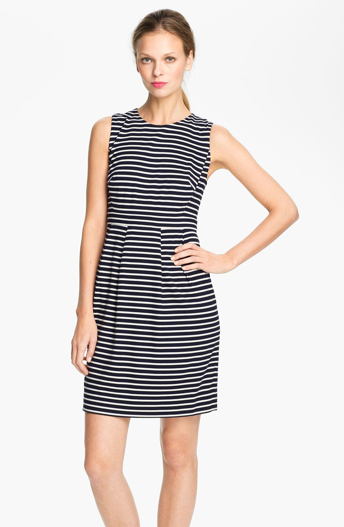 Alternate Image 1 Selected - kate spade new york 'kellie' knit sheath dress