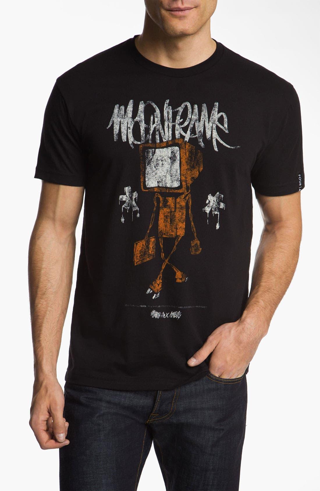 Alternate Image 1 Selected - Ambiguous 'Mainframe' T-Shirt