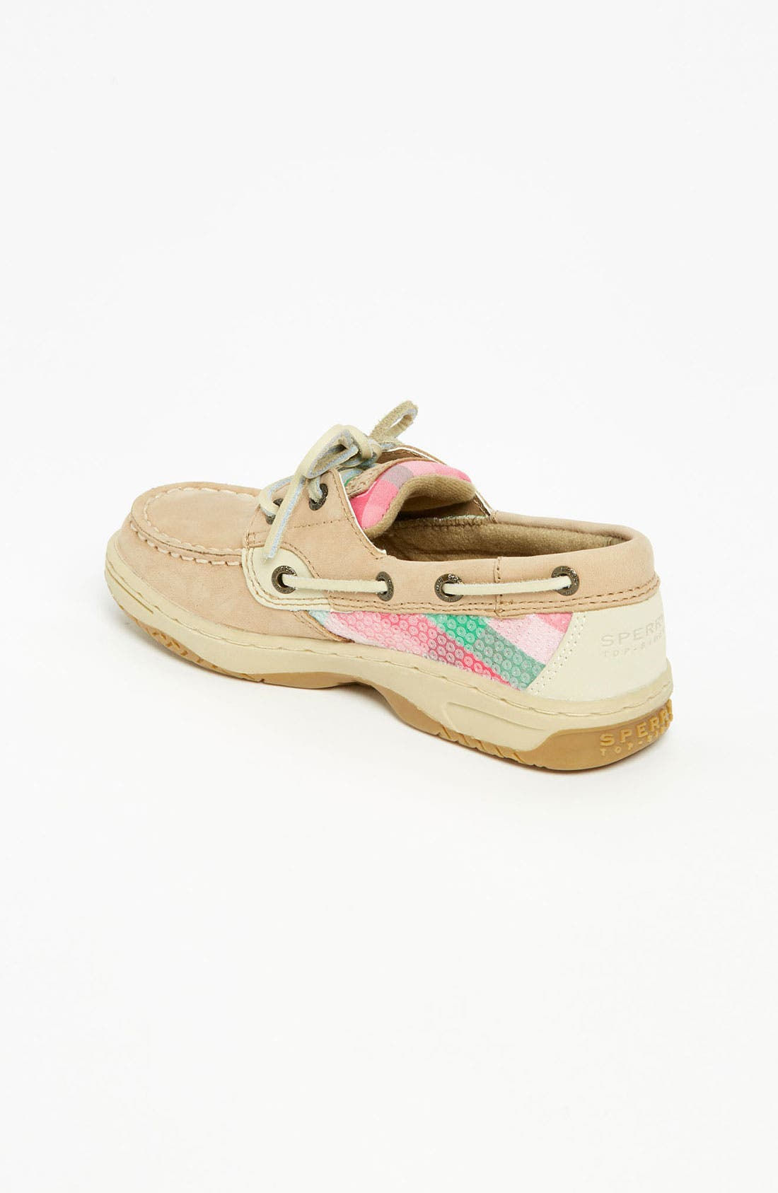 Alternate Image 2  - Sperry Top-Sider® 'Bluefish' Boat Shoe (Walker, Toddler, Little Kid & Big Kid)